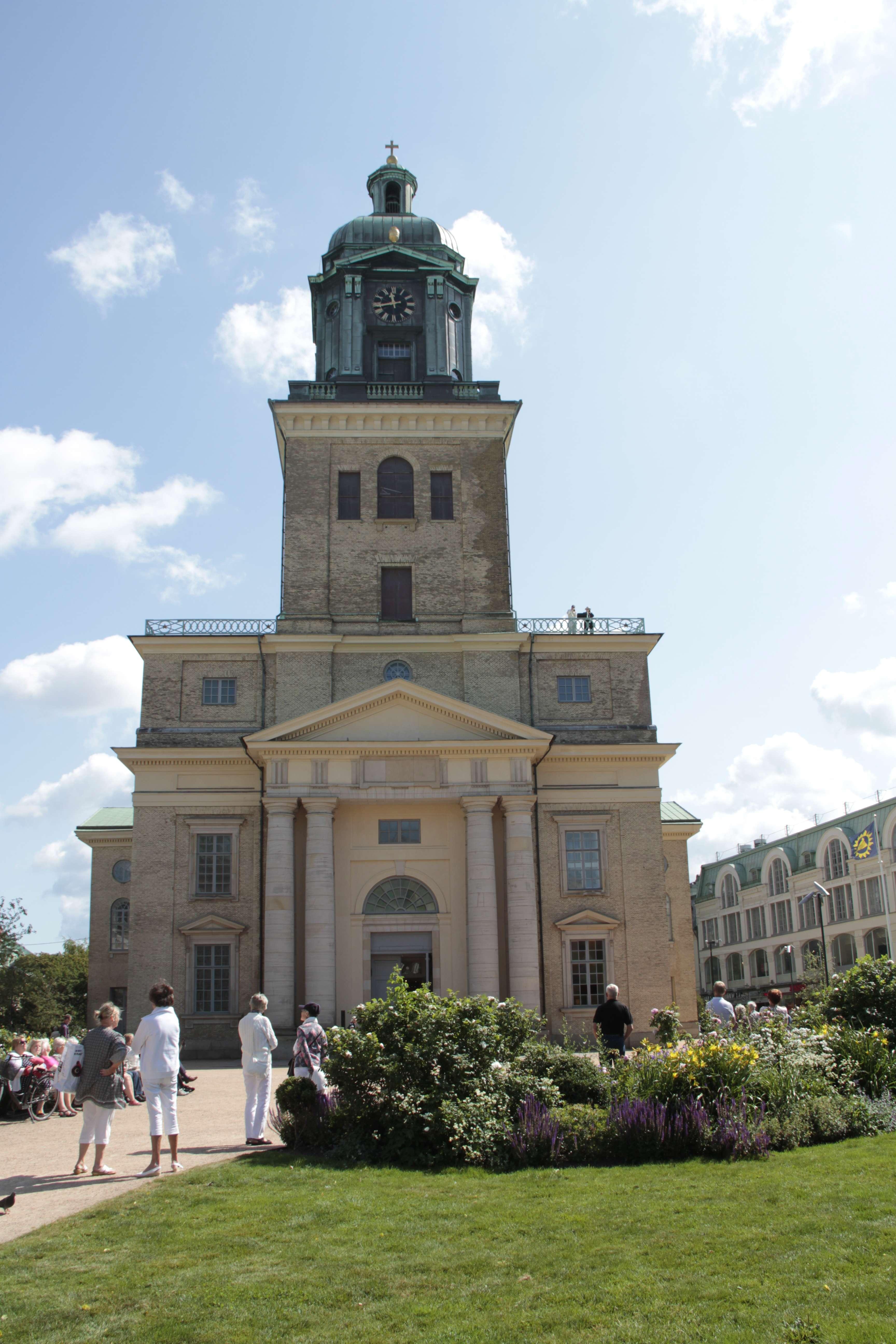 Suede_0464 Goteborg cathédrale St Gustave