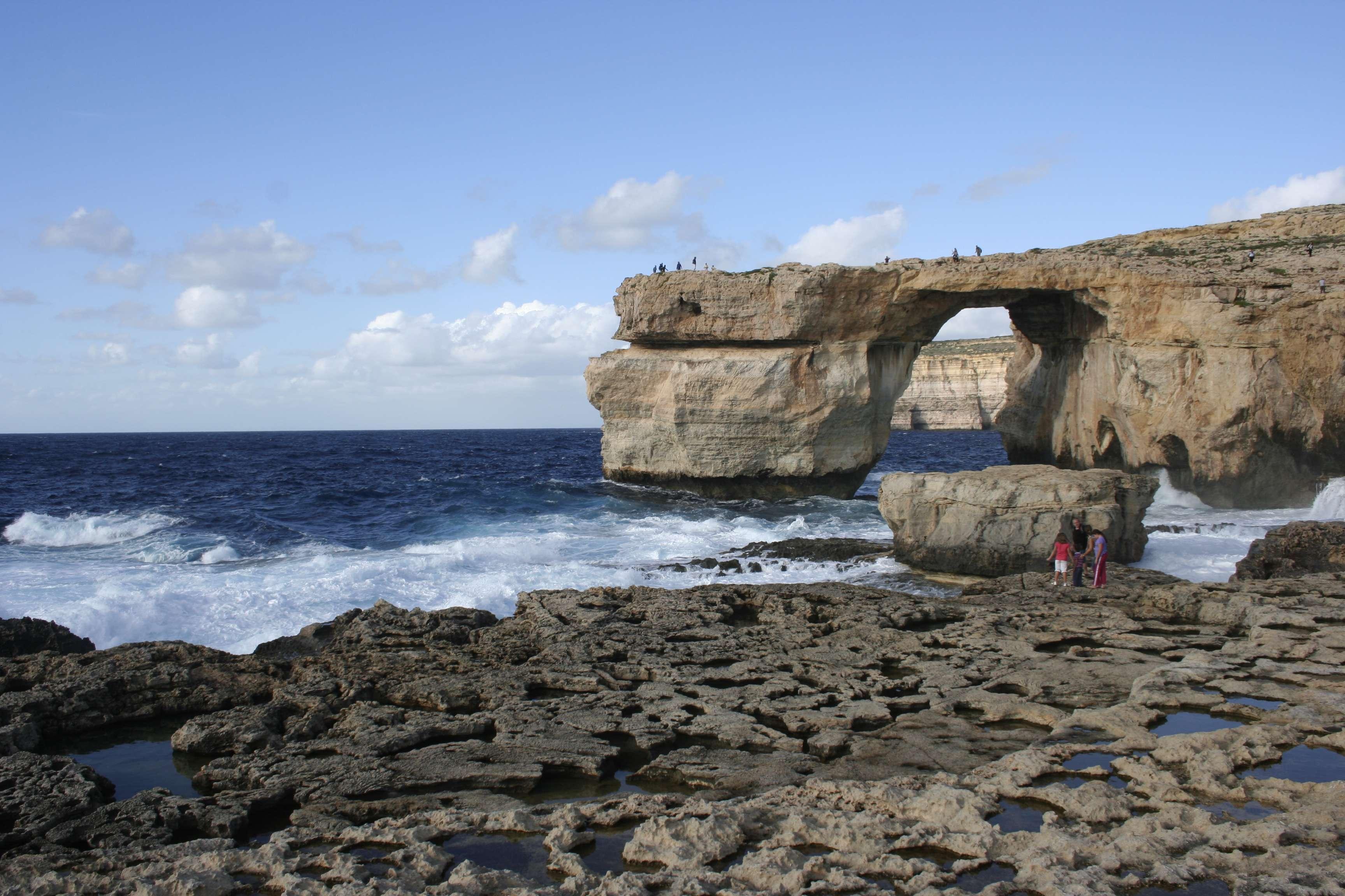 Malte 5037 Gozo Azure window