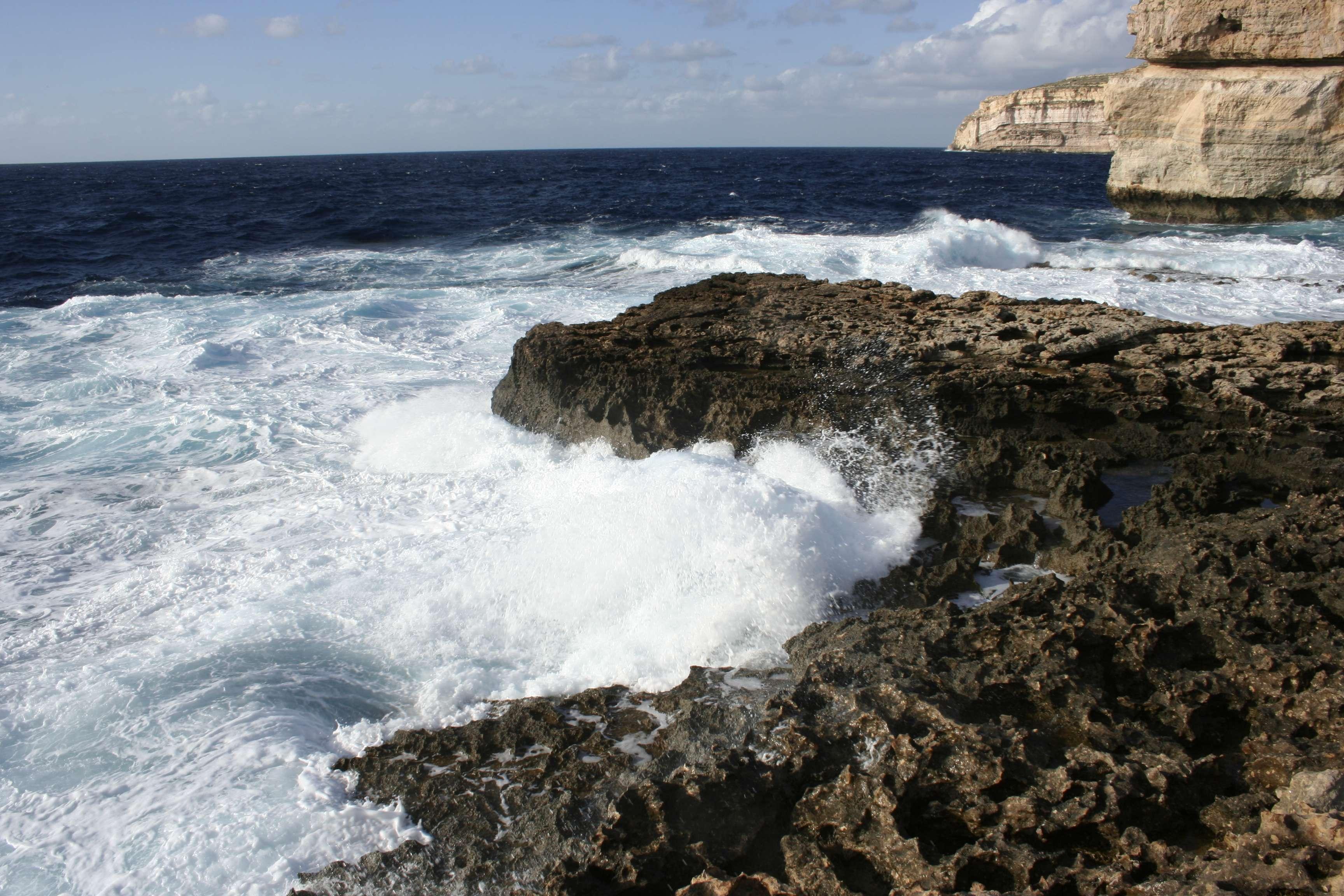 Malte 5042 Gozo Azure window