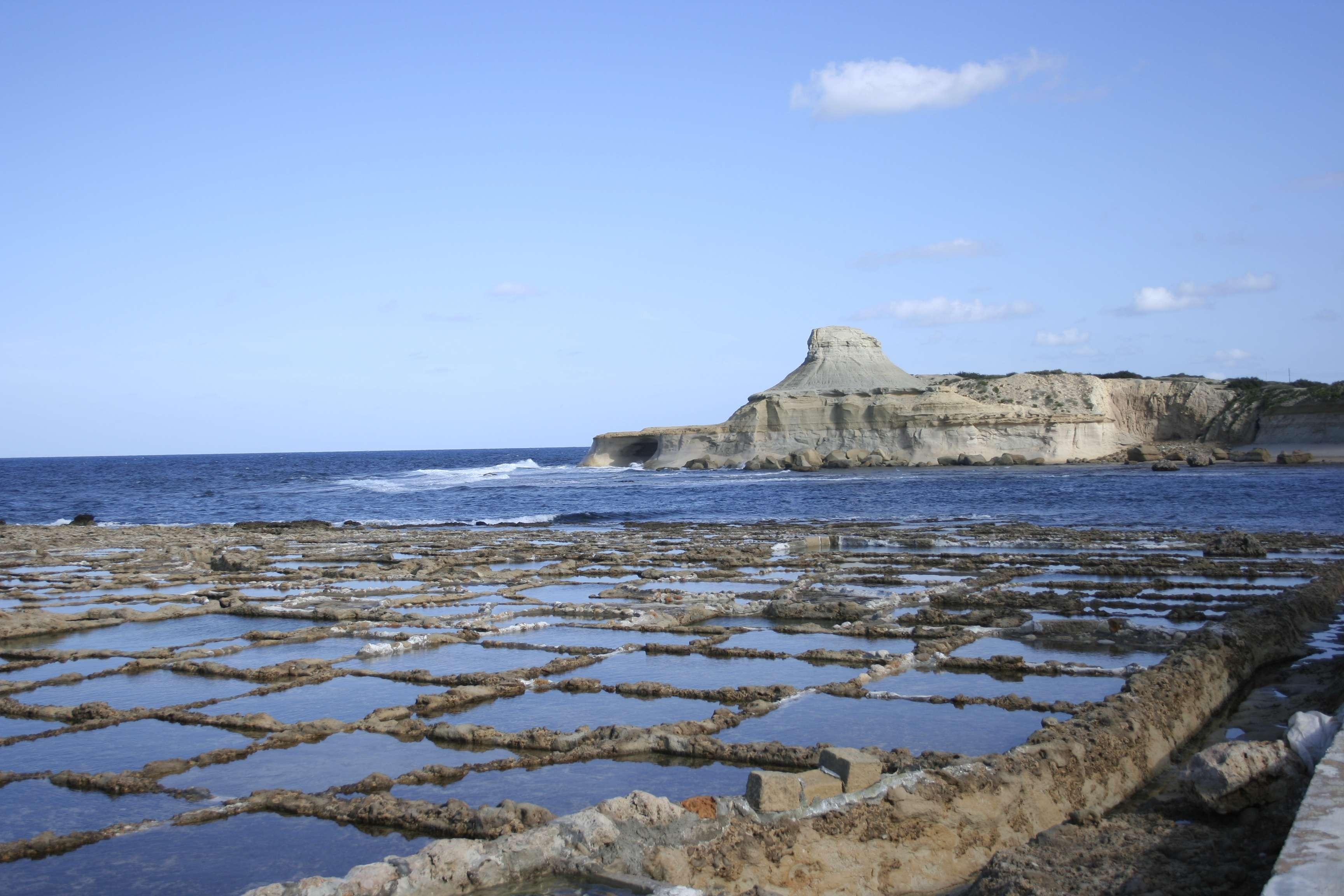 Malte 5093 Gozo Xwejni Bay