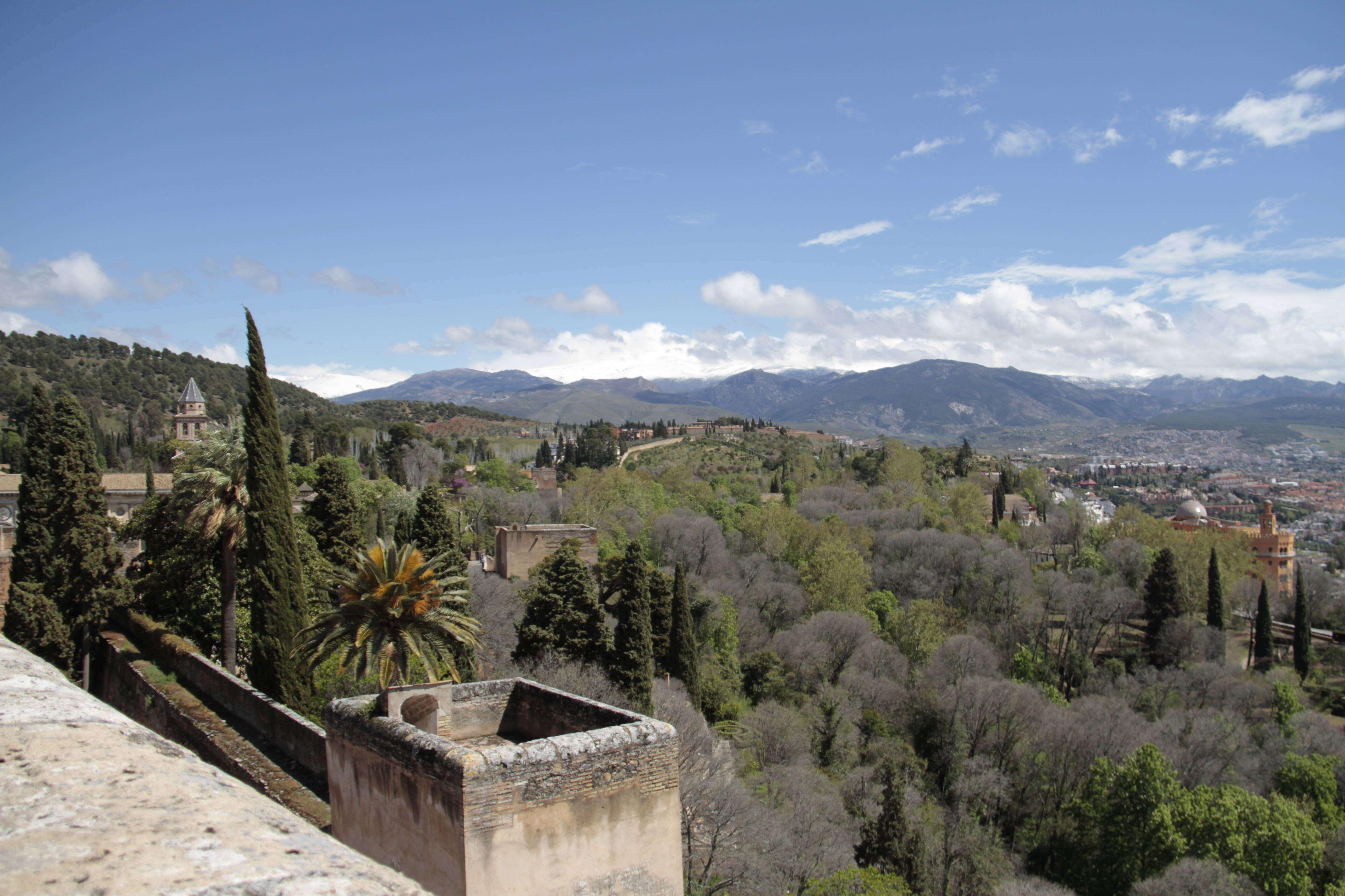 Andalousie _0384 Grenade Sierra Nevada