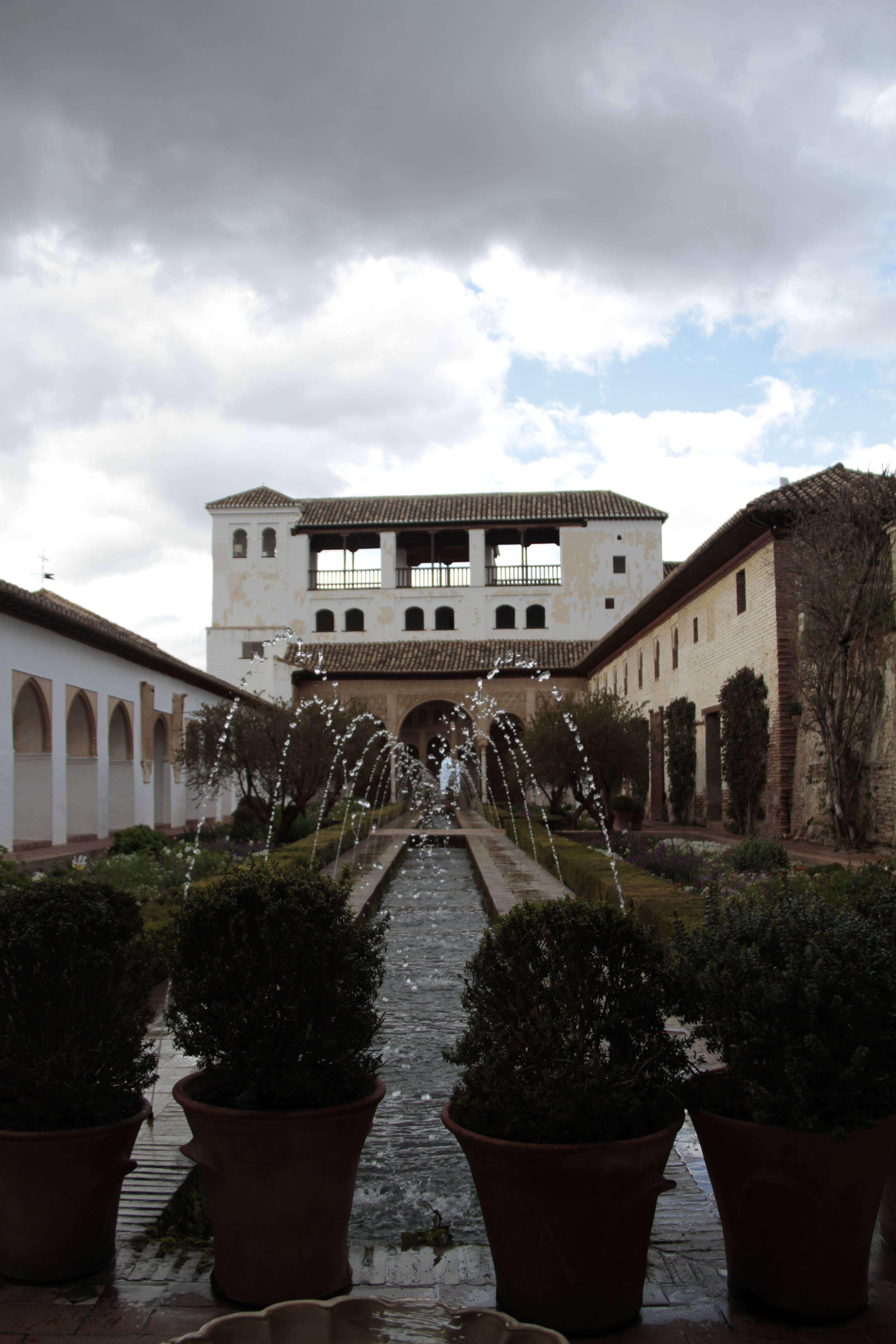 Andalousie _0401 Grenade Alhambra El Generalife