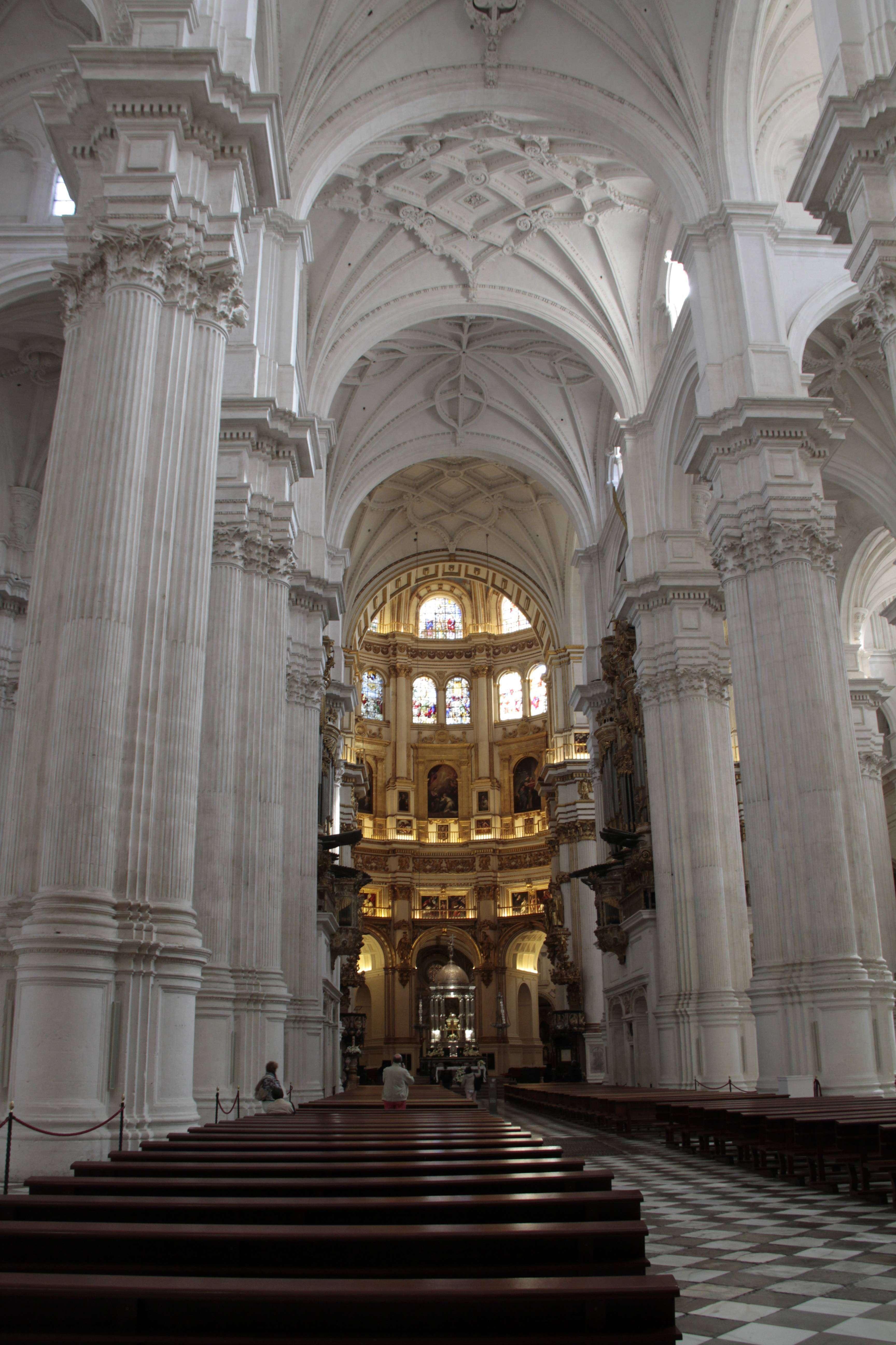 Andalousie _0426 Grenade Catedral