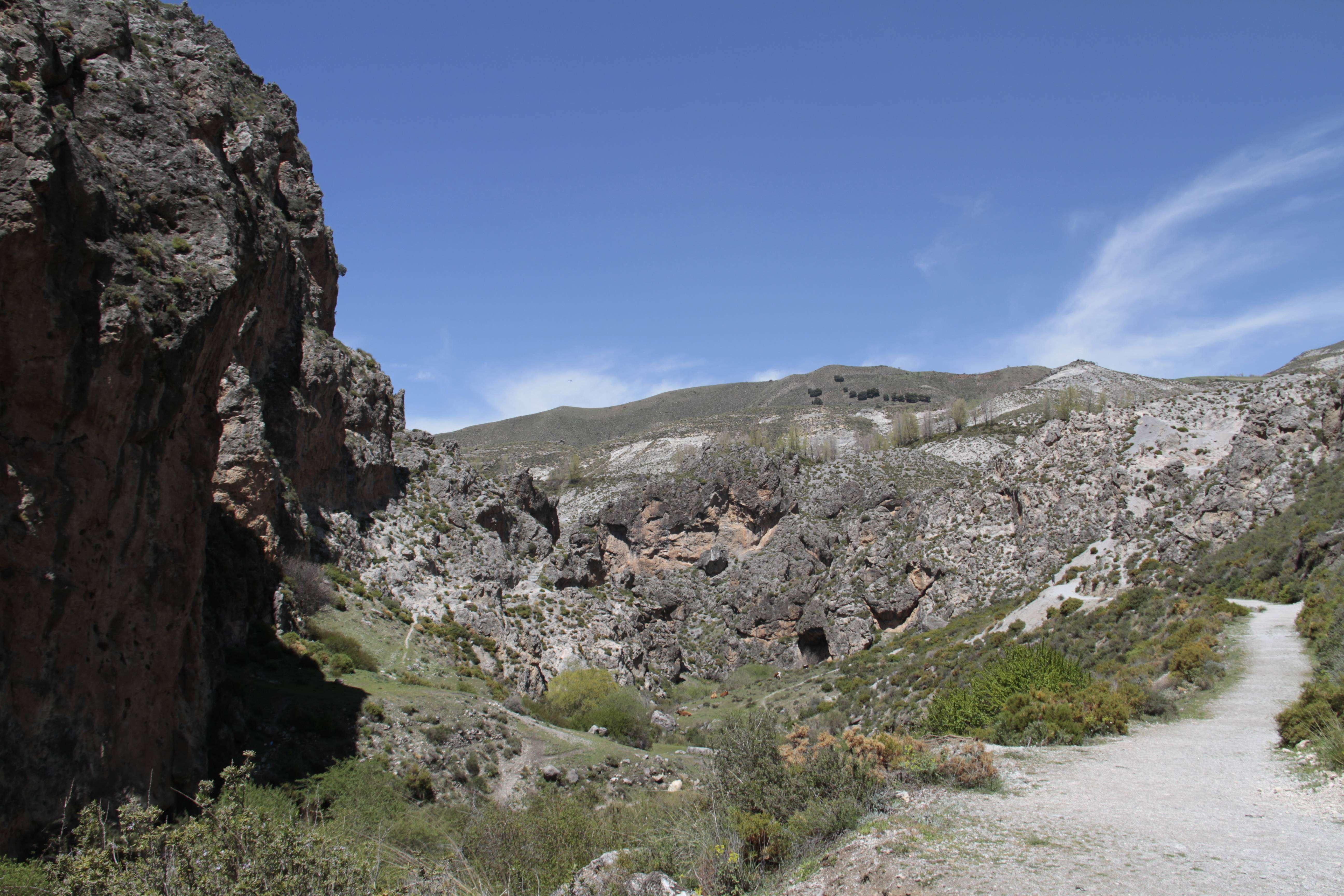 Andalousie _0448 Grenade Sierra Nevada