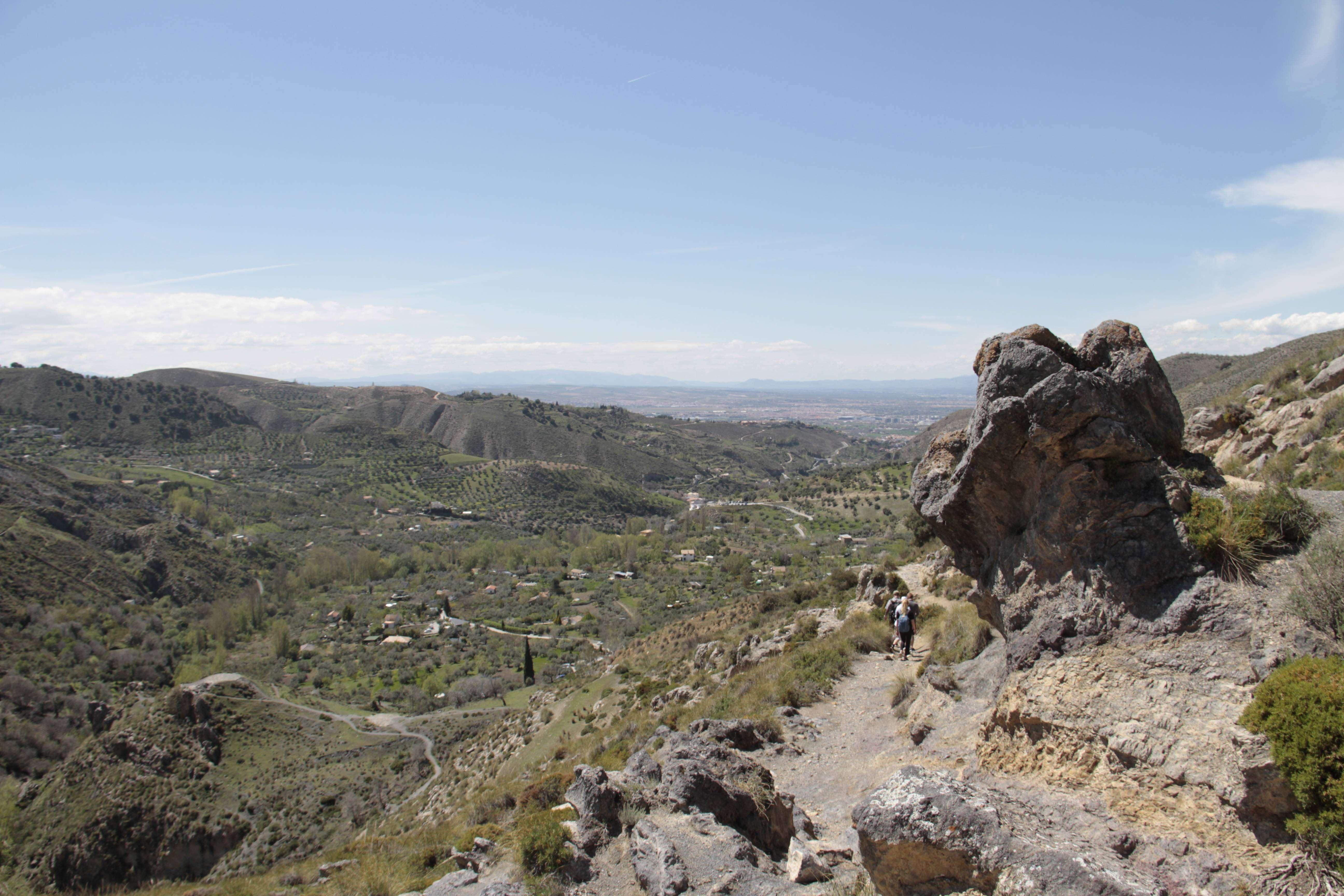 Andalousie _0463 Grenade Sierra Nevada