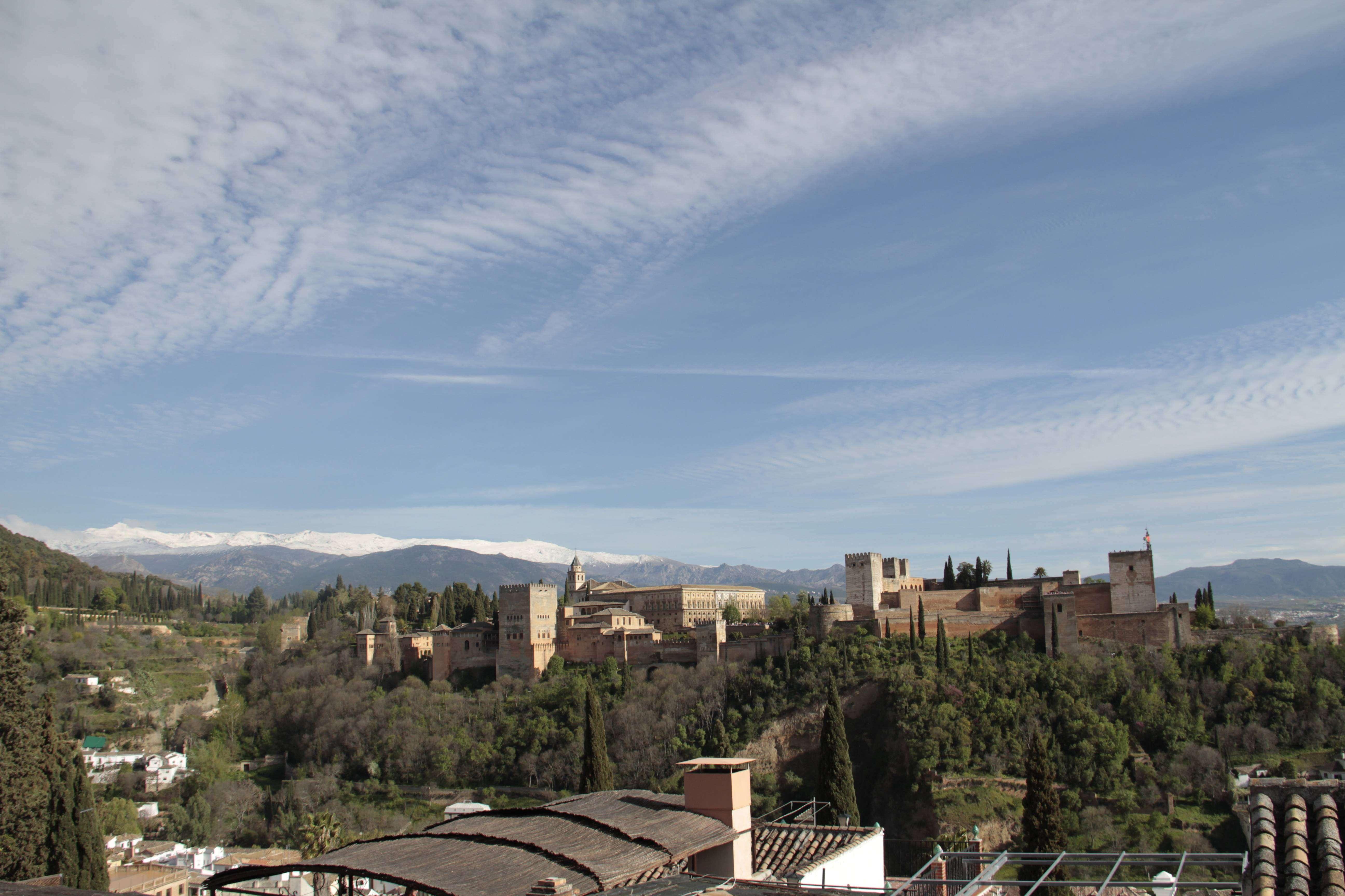 Andalousie _0473 Grenade Alhambra