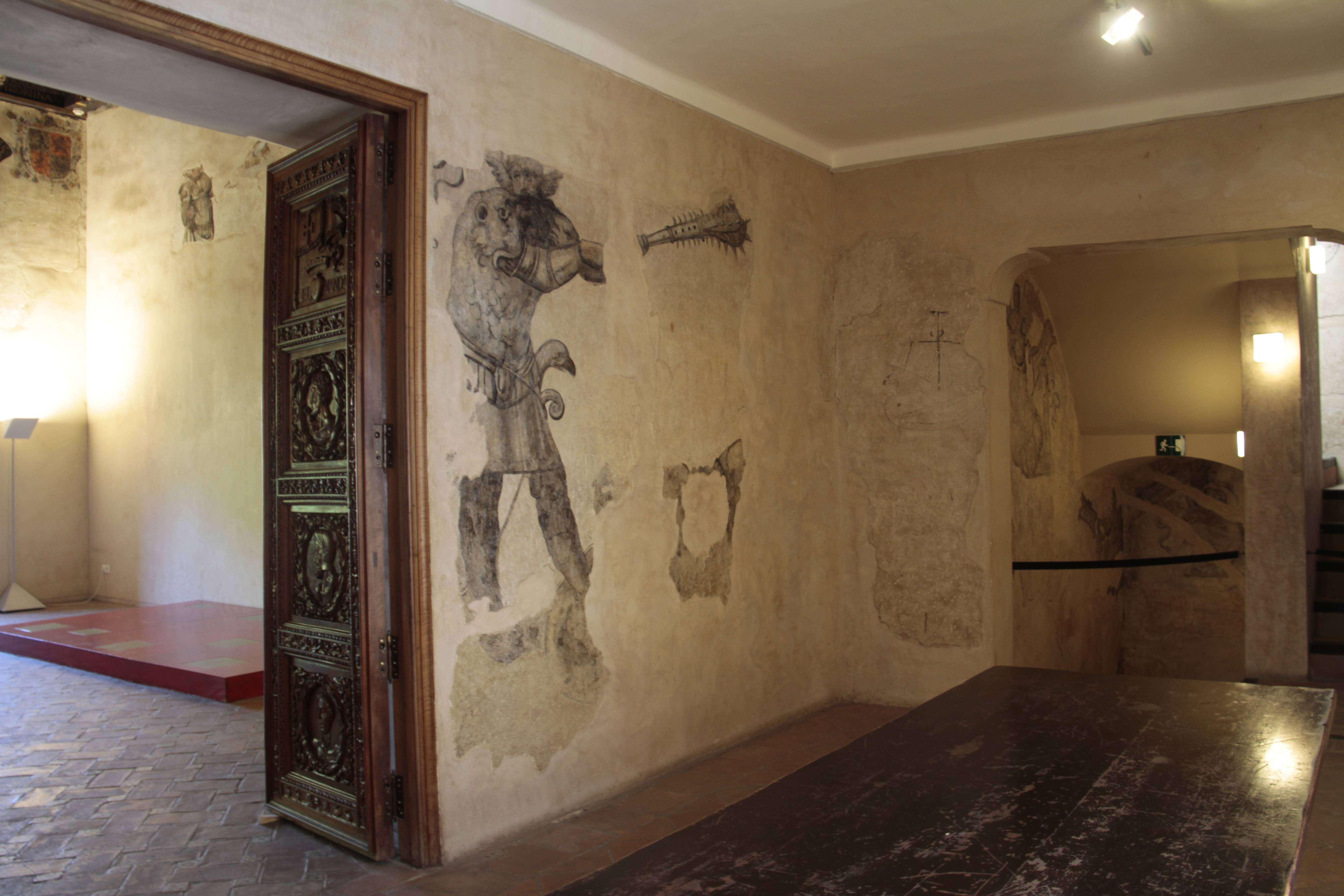Andalousie _0494 Grenade Casa de los Tiros