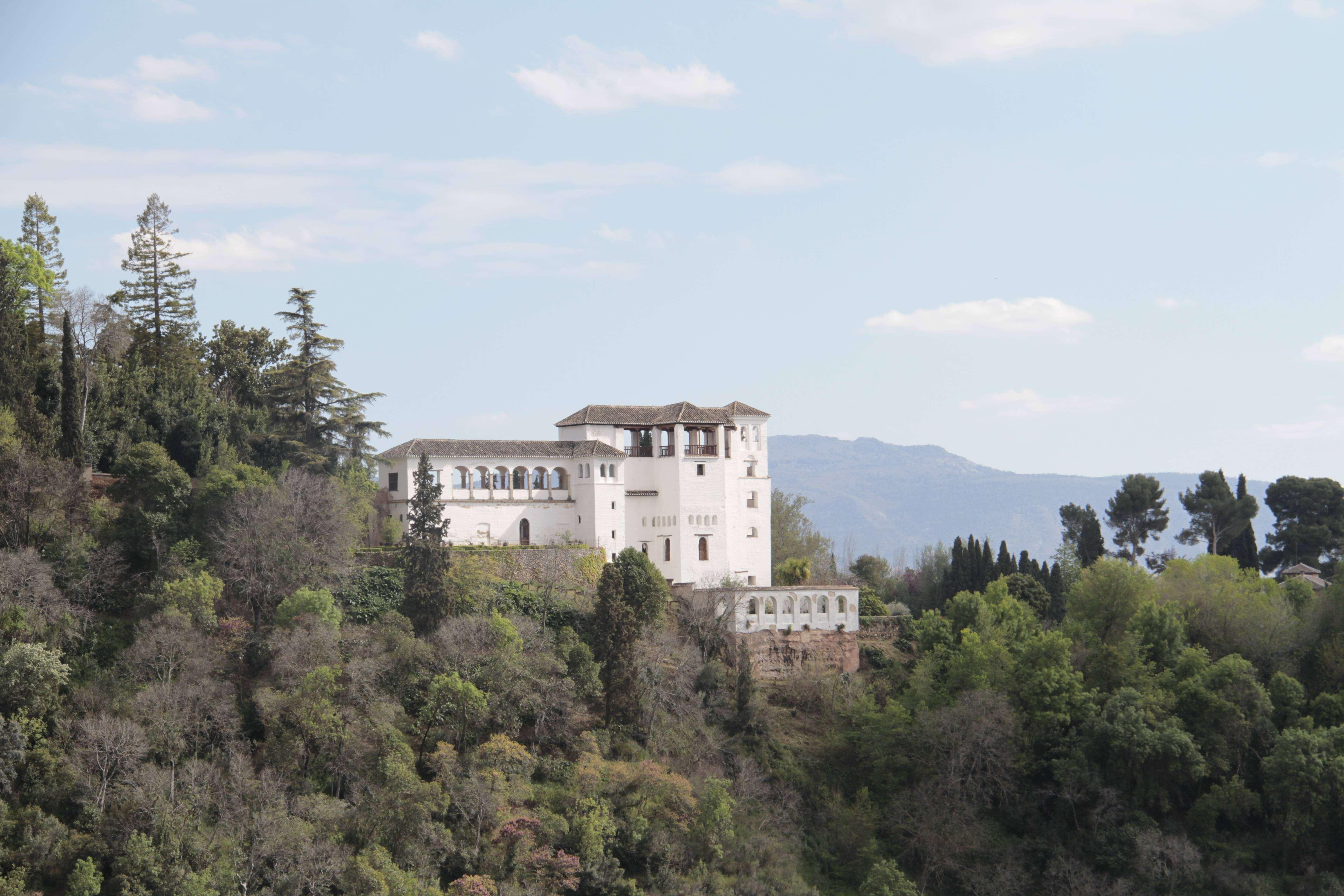 Andalousie _0521 Grenade Sierra Nevada et Alhambra