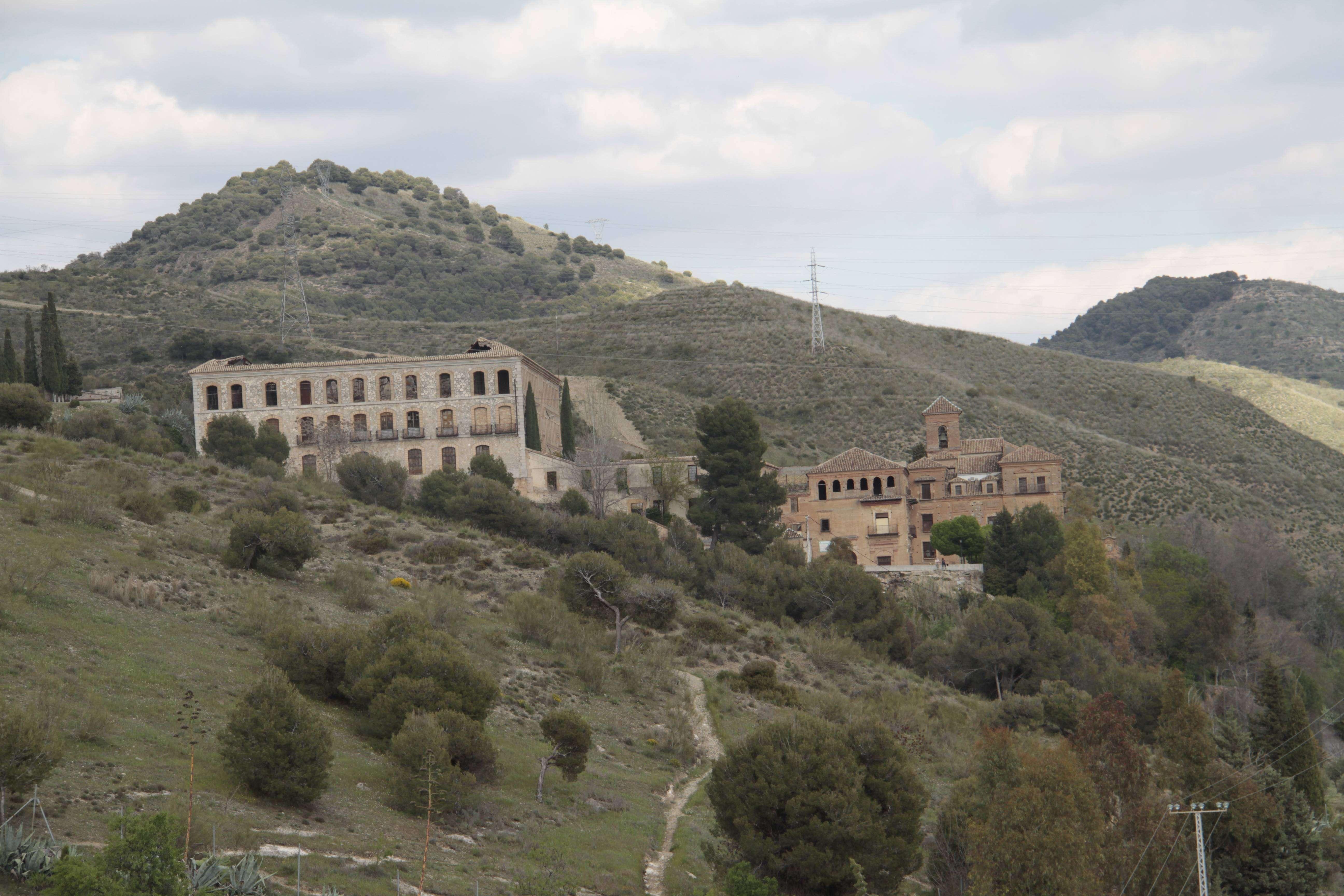 Andalousie _0522 Grenade Monasteria de Sacromonte