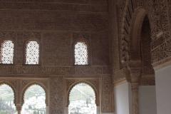 Andalousie _0344 Grenade Alhambra Palais nasrides