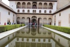 Andalousie _0359 Grenade Alhambra Palais nasrides