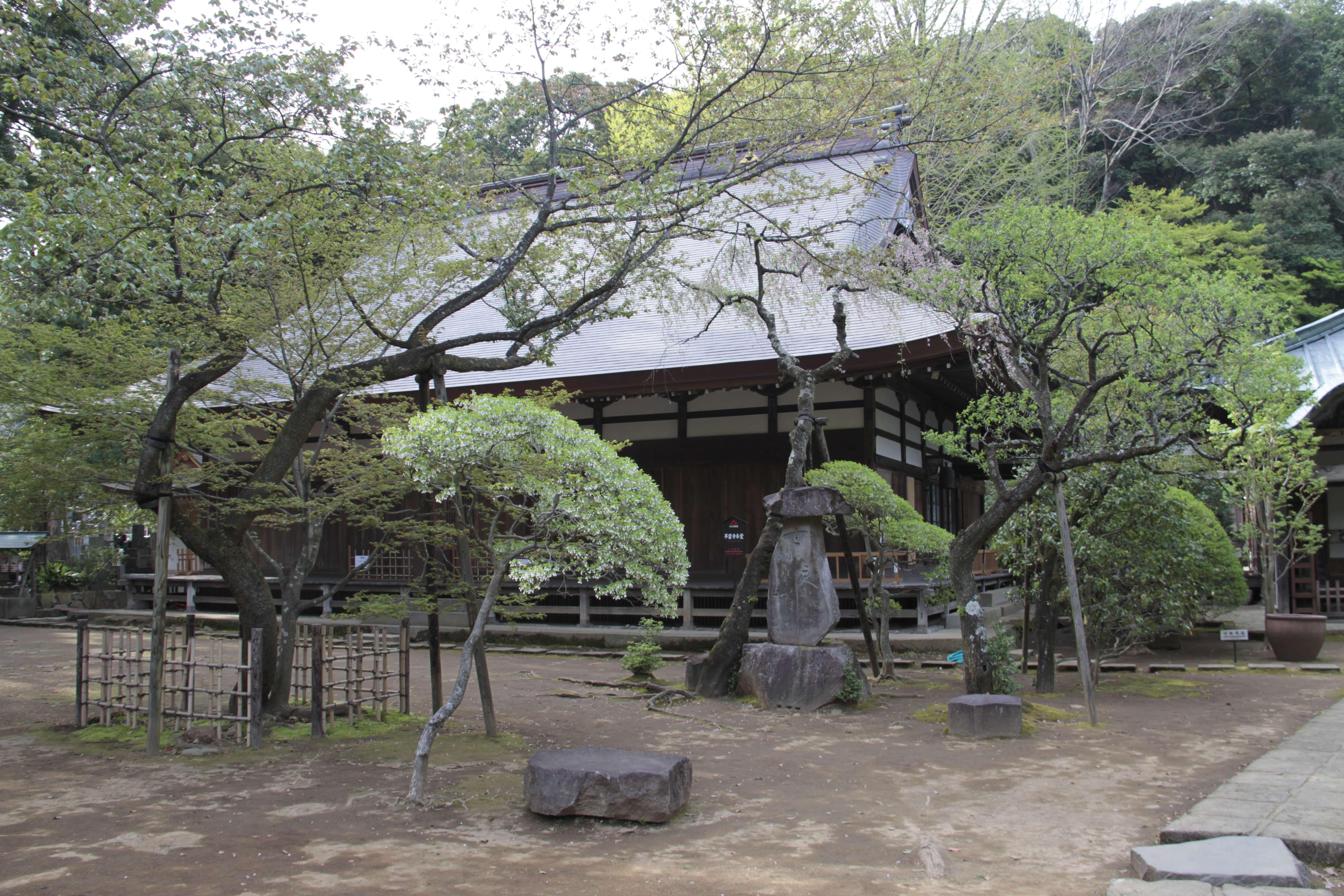 Japon avril 2017_0284 Hakone Yumoto sanctuaire bouddhiste Soun ji