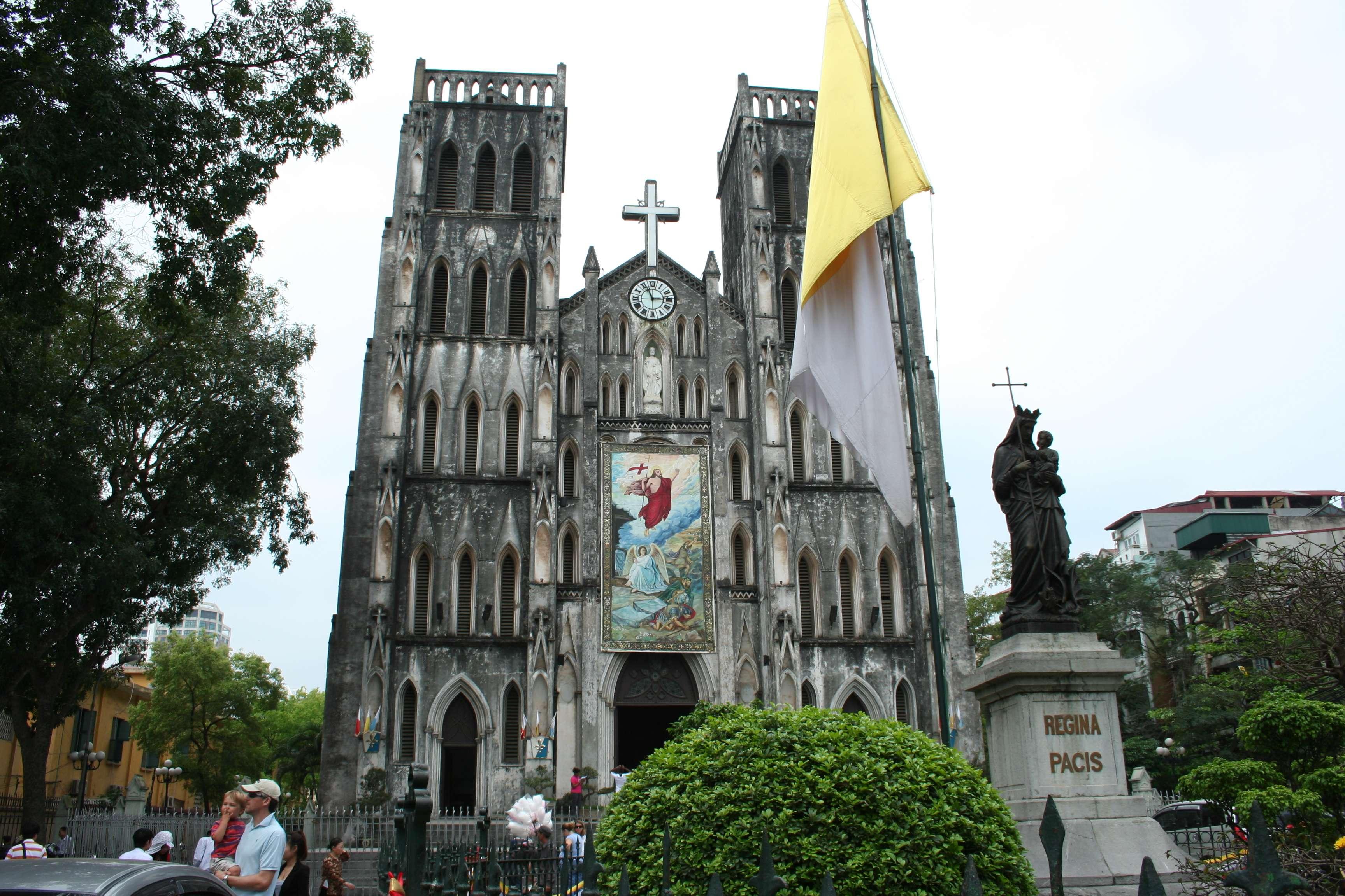 20120408_019 Hanoi cathedrale St Joseph