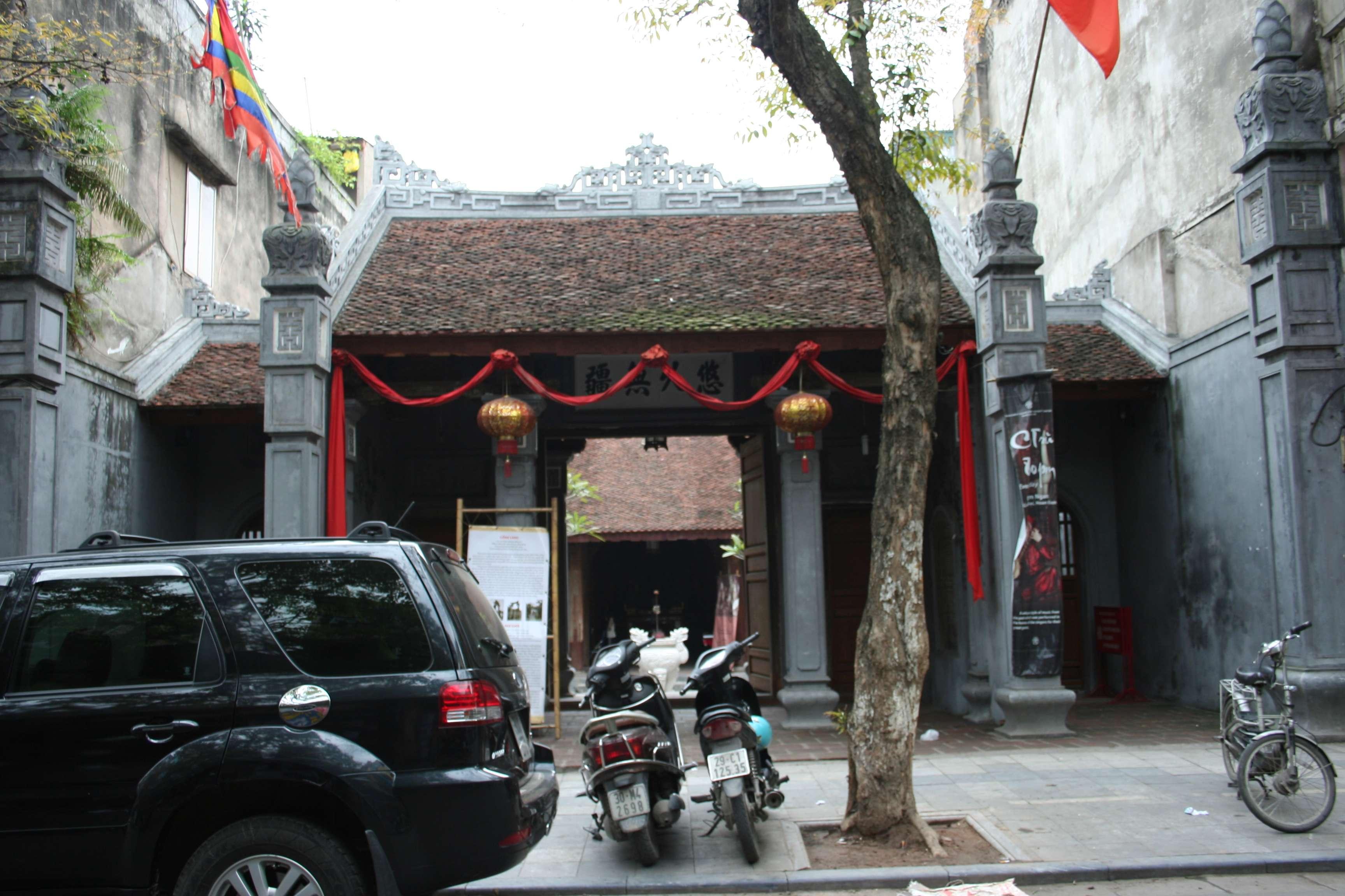 20120408_025 rue dans Hanoi