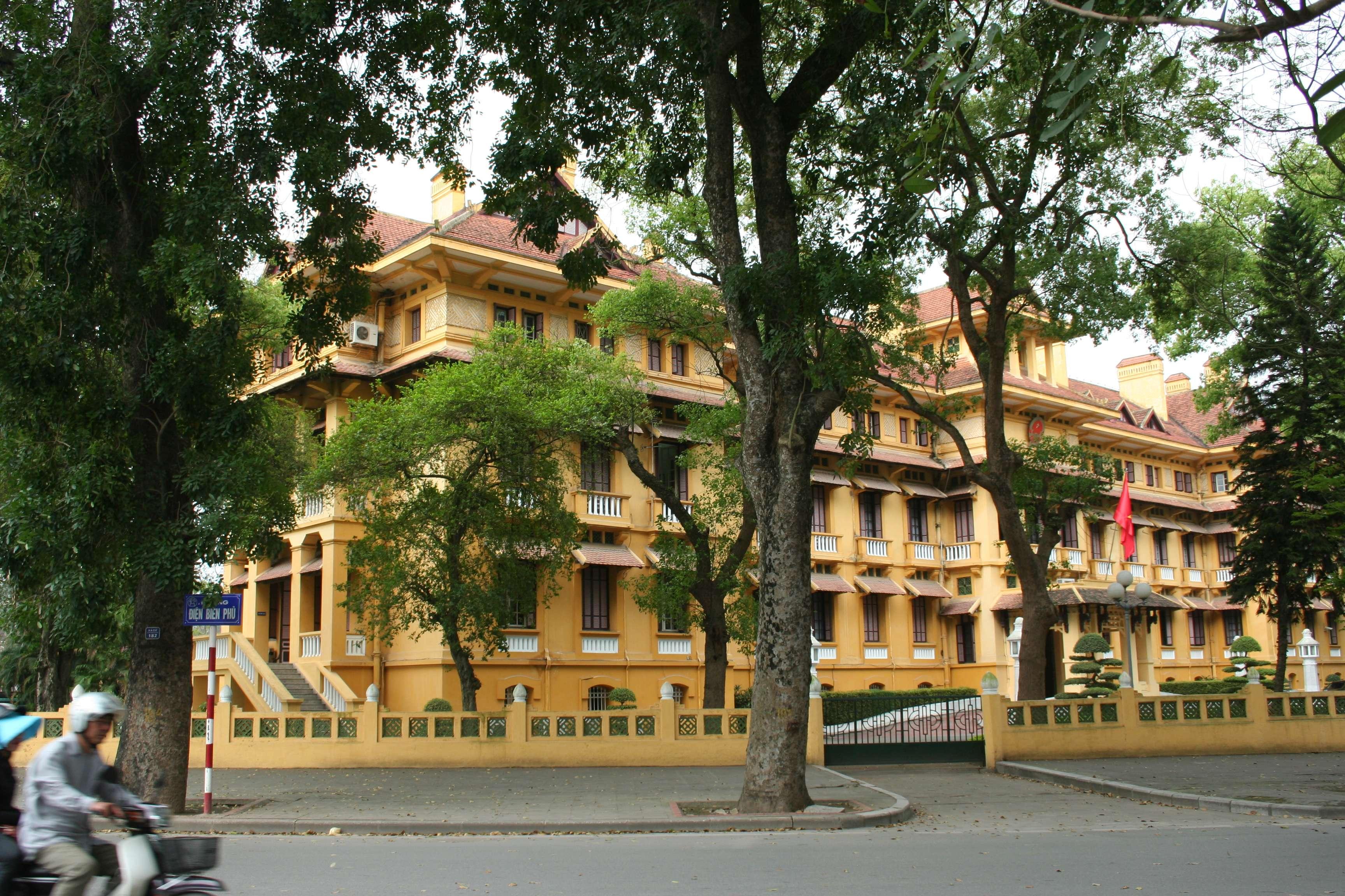 20120409_088 rue dans Hanoi