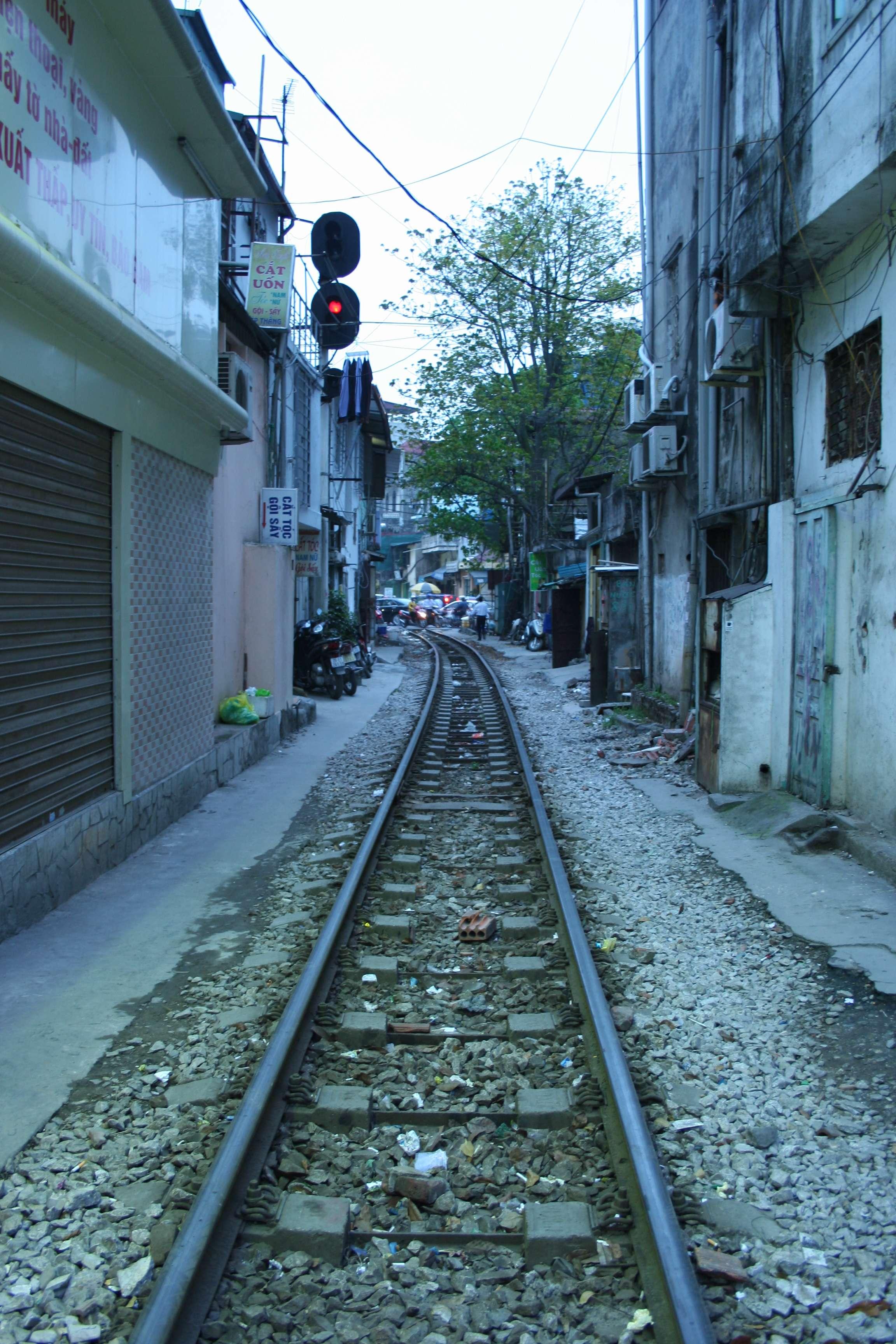 20120409_095 rue dans Hanoi