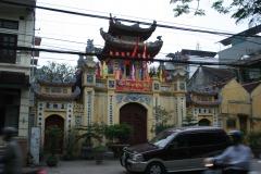 20120409_092 rue dans Hanoi
