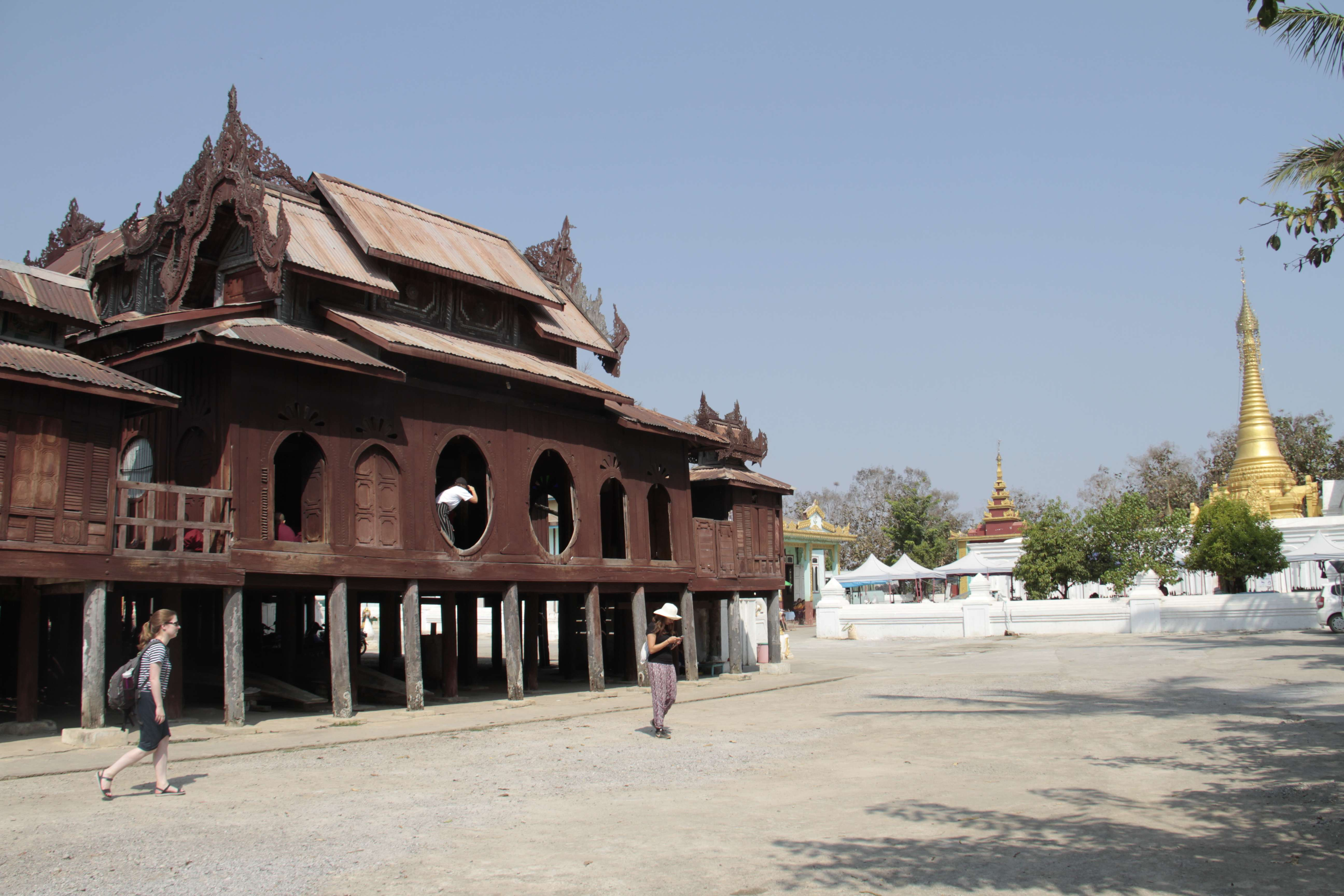 Myanmar fevrier 2019_0810 Niaungswhe Shweyanpyay monastery