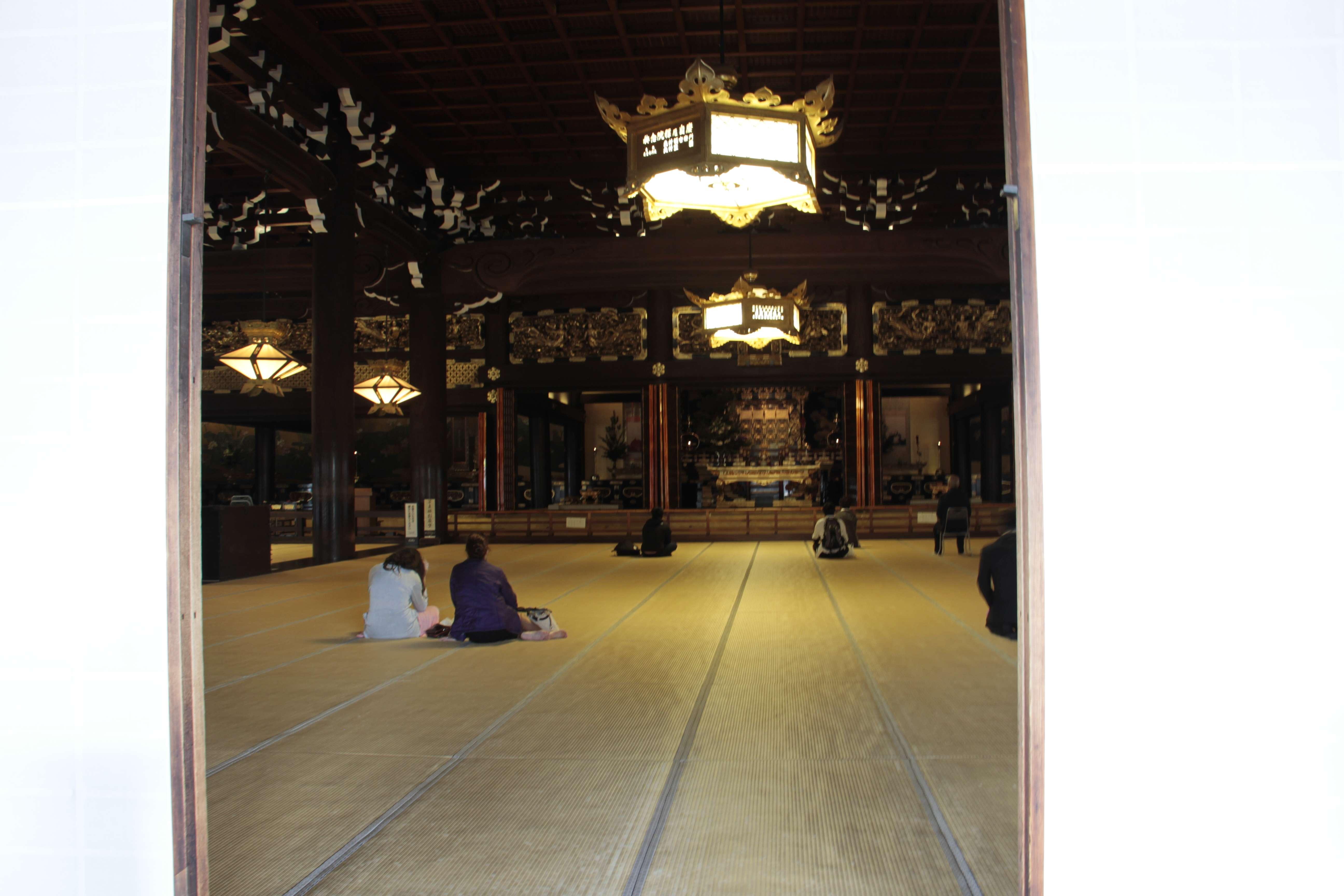 Japon avril 2017_0749 Kyoto Higashi Honganji