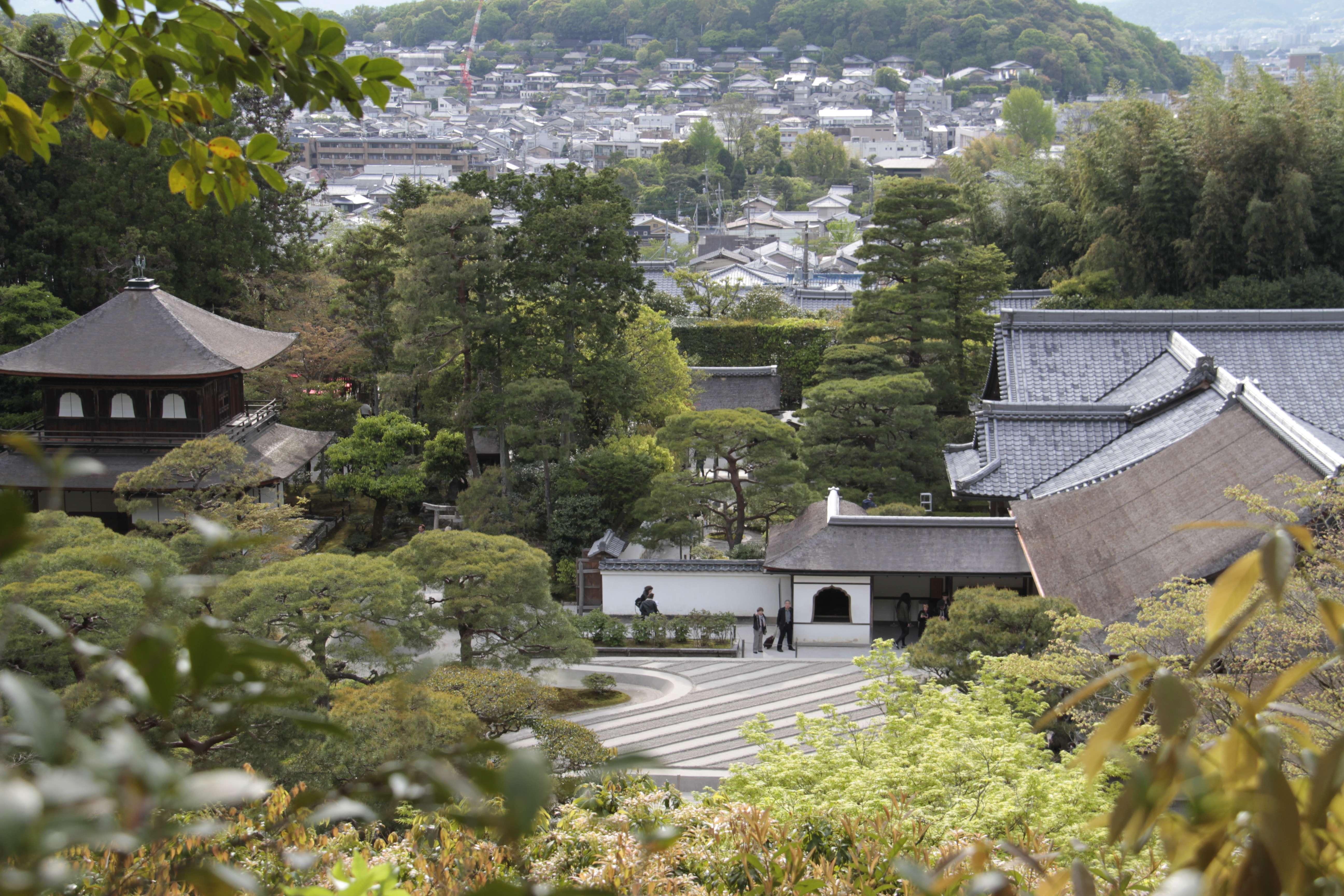 Japon avril 2017_0786 Kyoto Ginkaku Ji dit Pavillon d argent