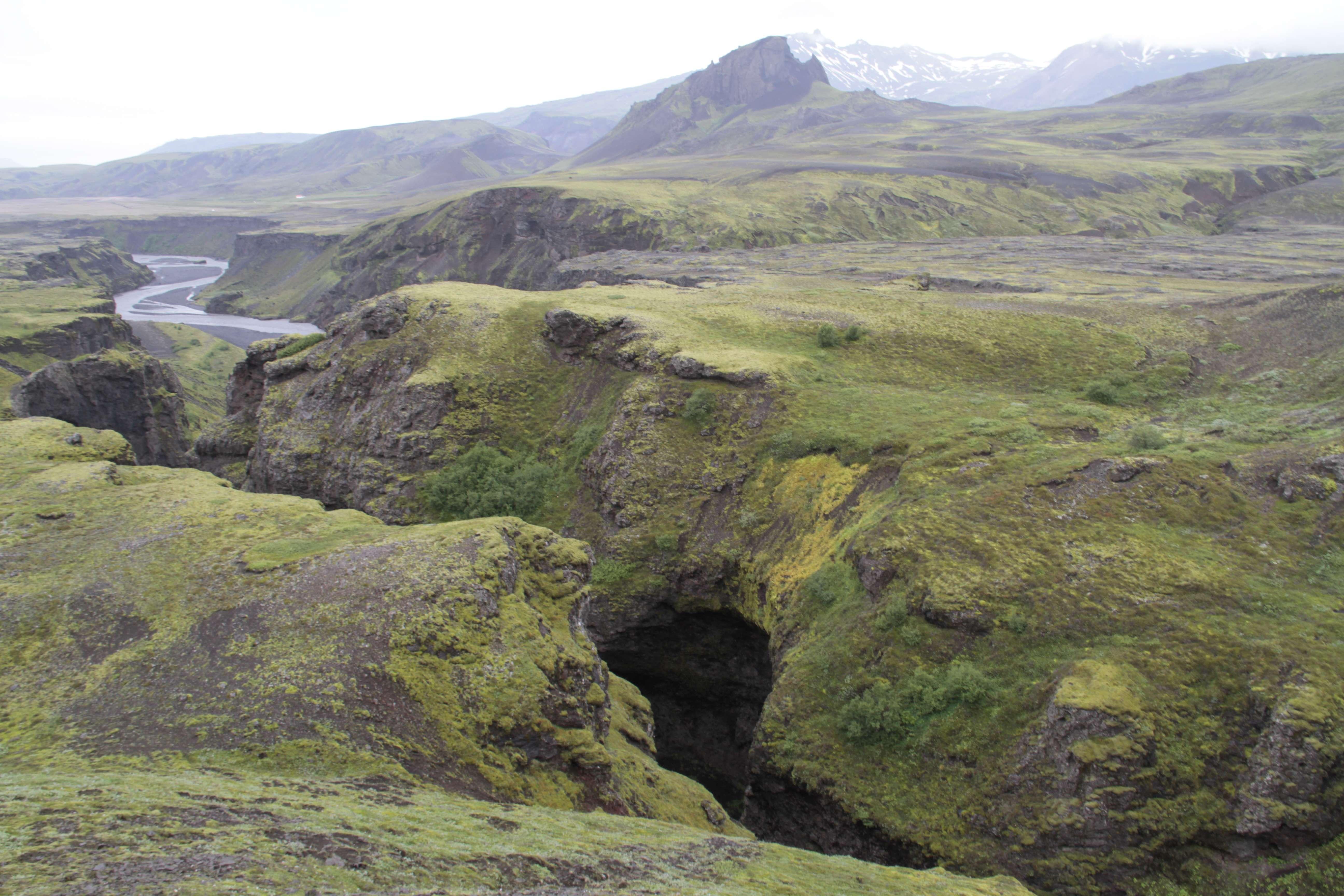 Islande_0621 trail jour 3 Emstrur-Porsmork 19 juillet