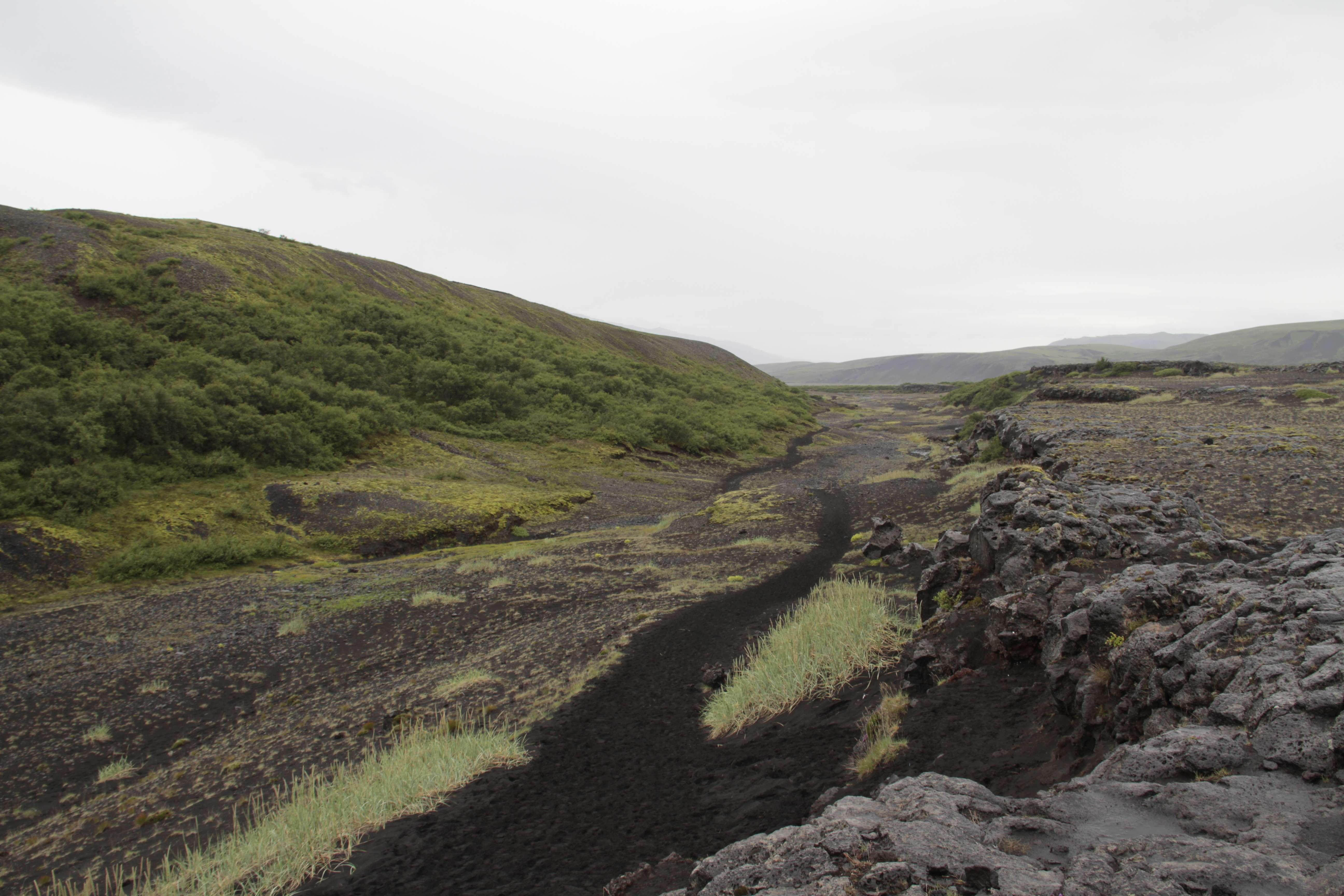 Islande_0623 trail jour 3 Emstrur-Porsmork 19 juillet