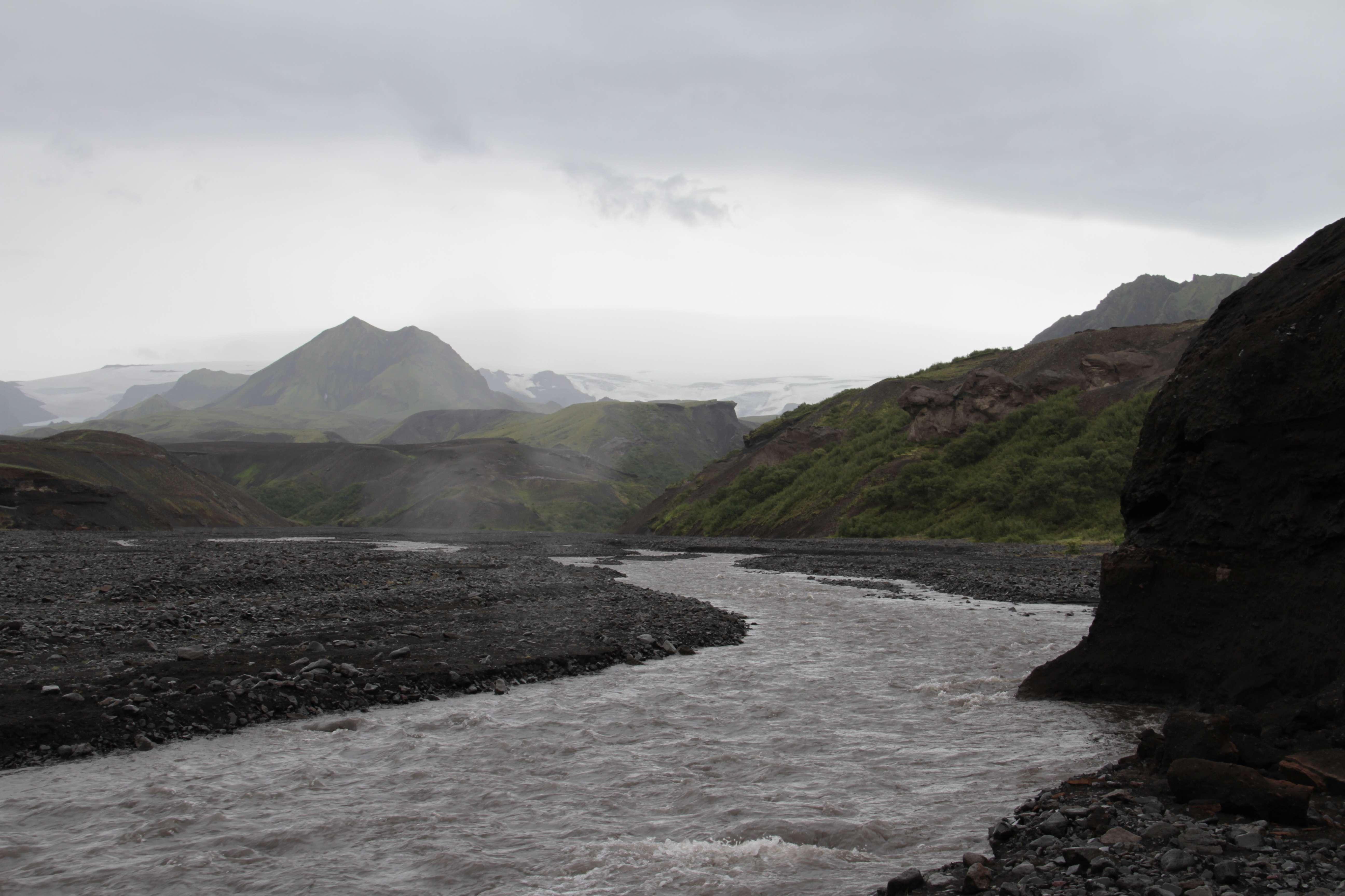 Islande_0628 trail jour 3 Emstrur-Porsmork 19 juillet
