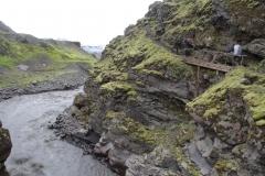 Islande_0609 trail jour 3 Emstrur-Porsmork 19 juillet