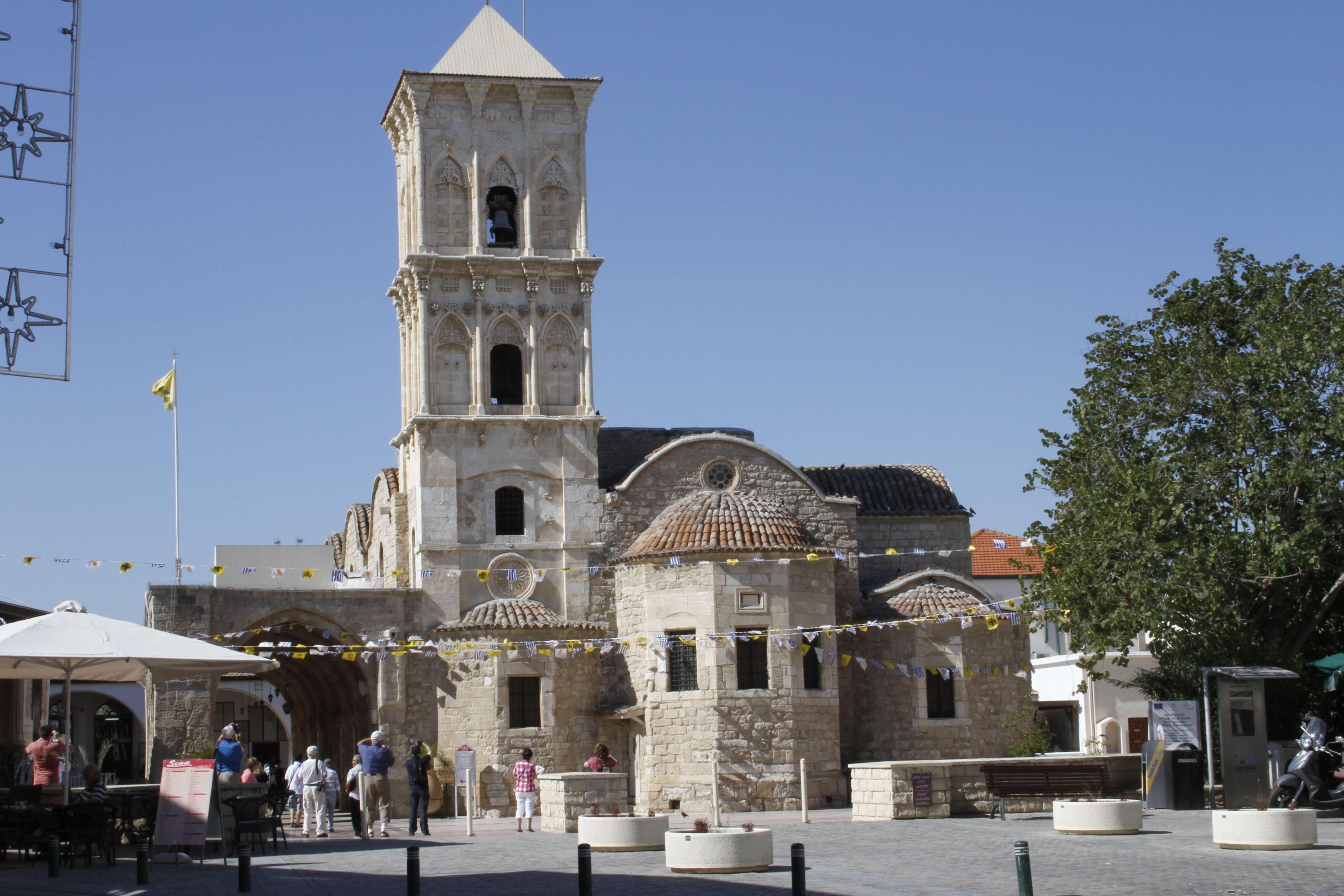 Chypre_0032 Larnaca eglise Agios Lazaros
