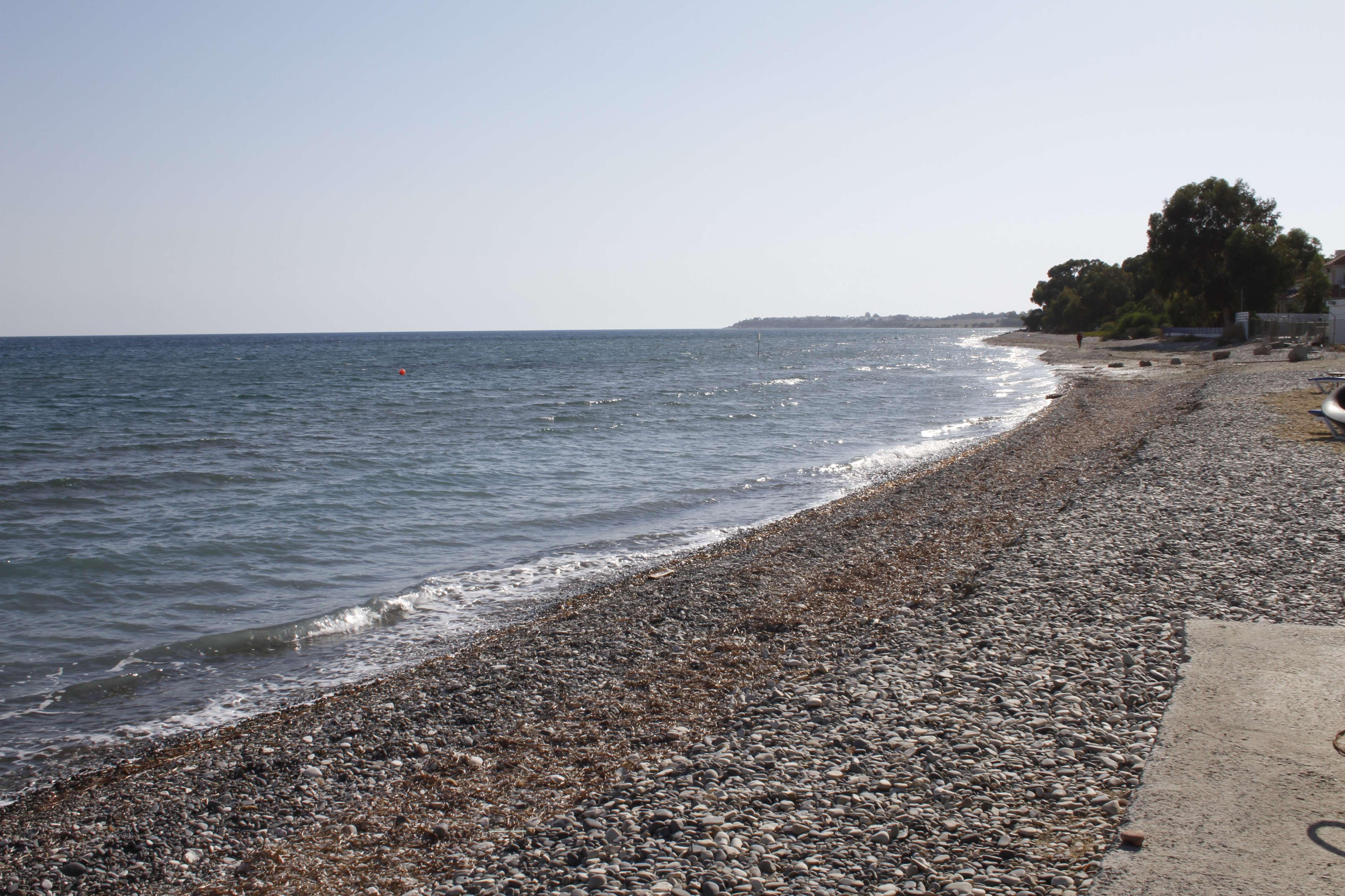 Chypre_0103 plage de Meneou