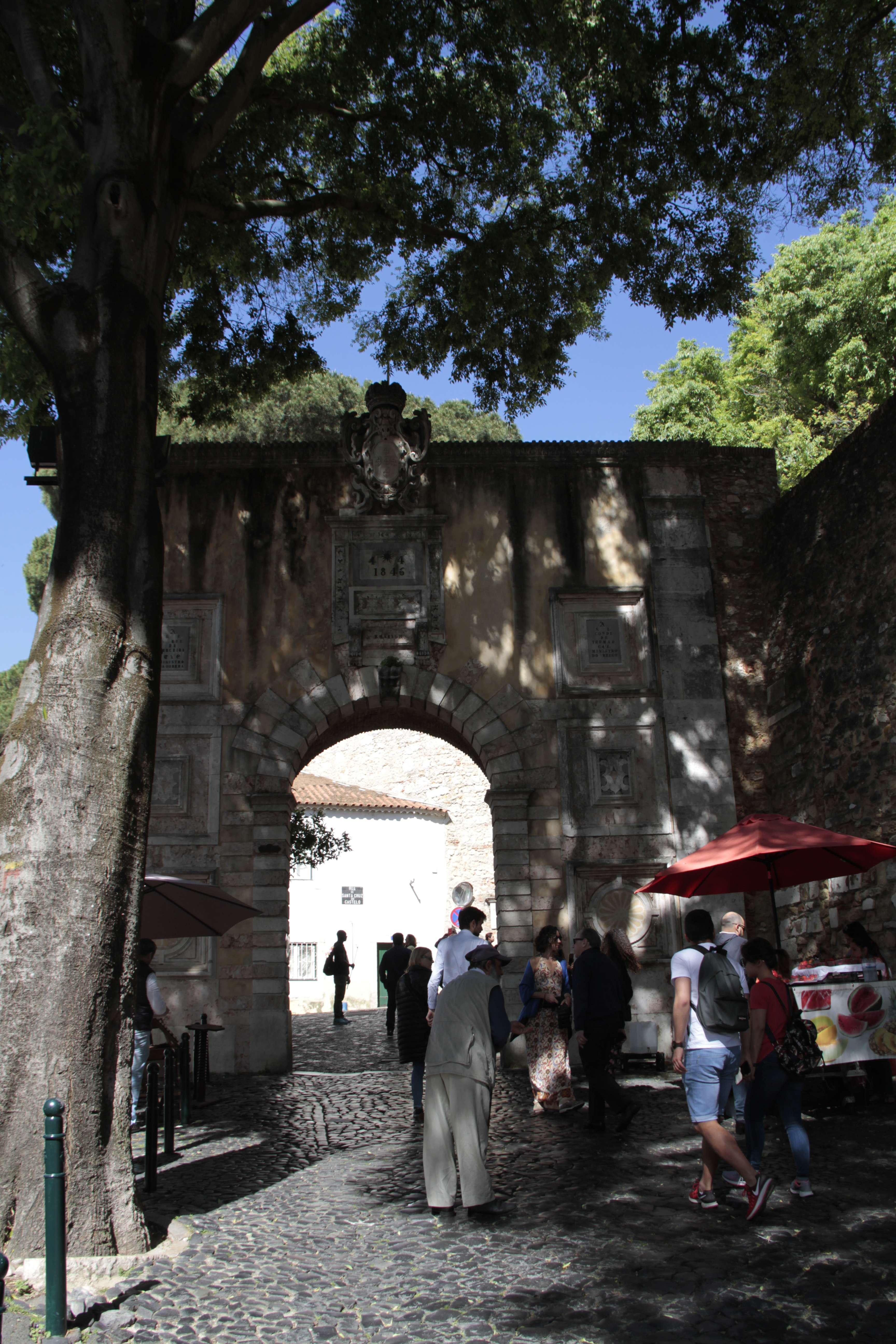 Portugal mai 2018_0215 Lisbonne Alfama chateau Saint Jorge