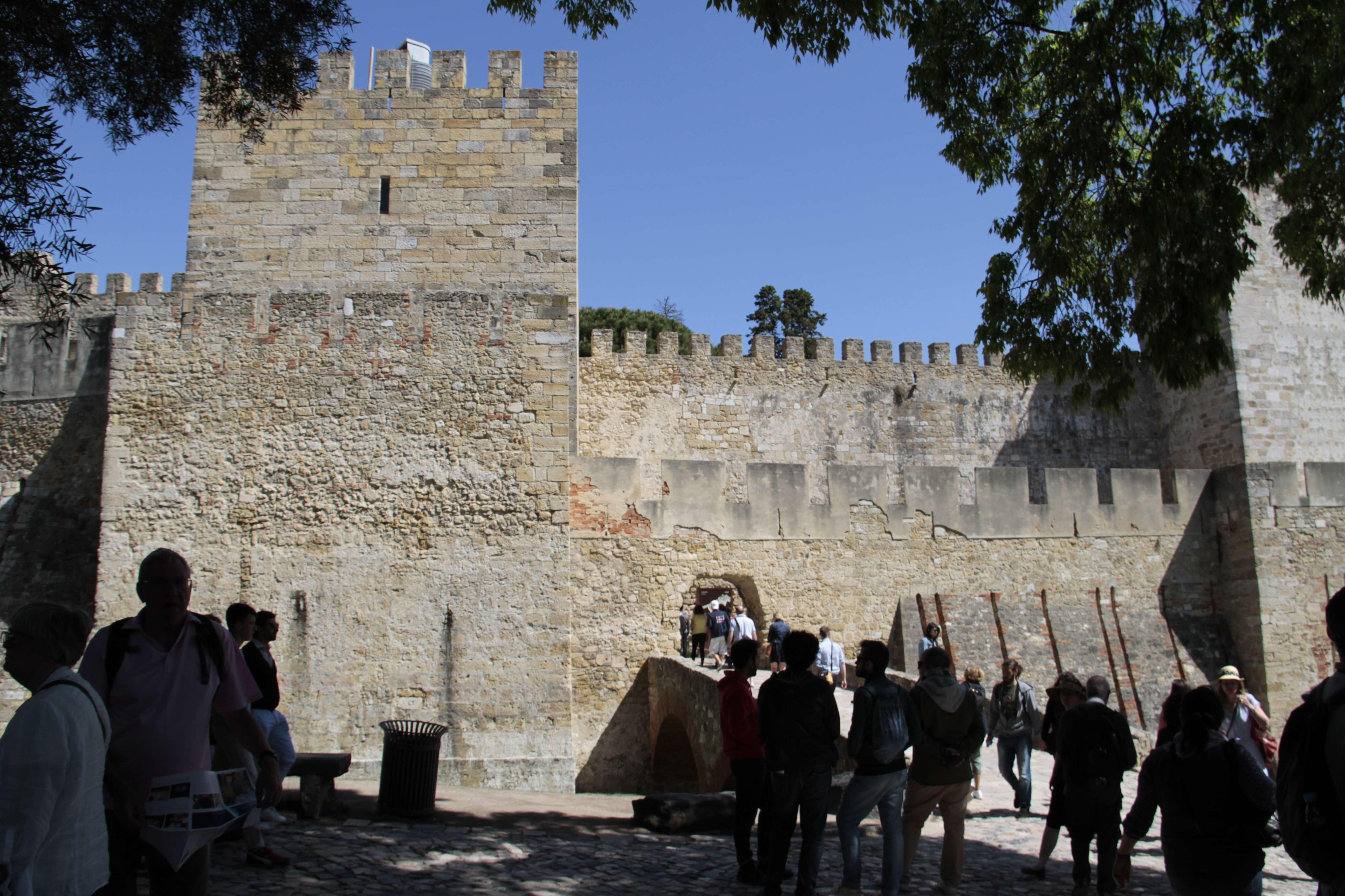 Portugal mai 2018_0223 Lisbonne Alfama chateau Saint Jorge
