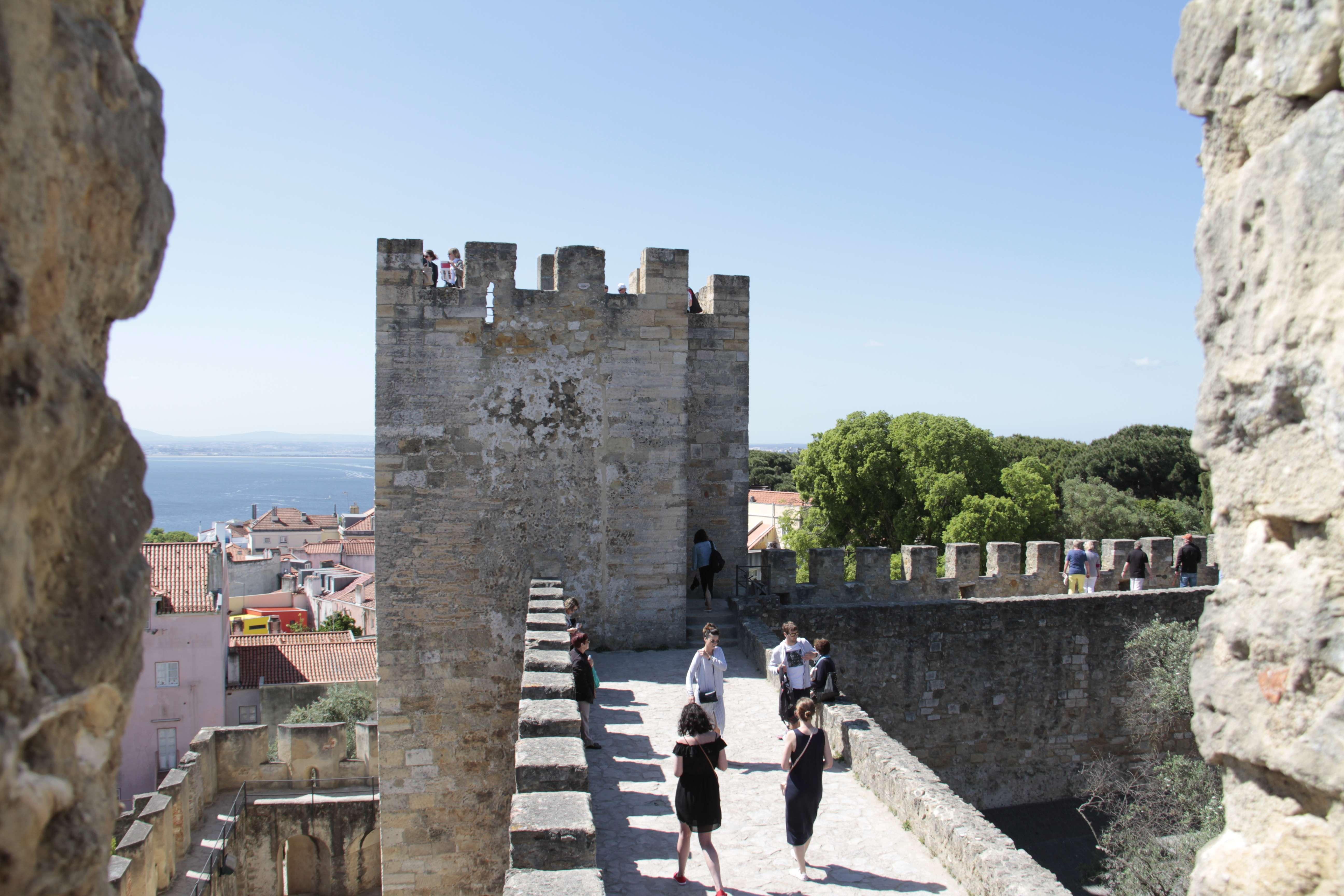 Portugal mai 2018_0225 Lisbonne Alfama chateau Saint Jorge