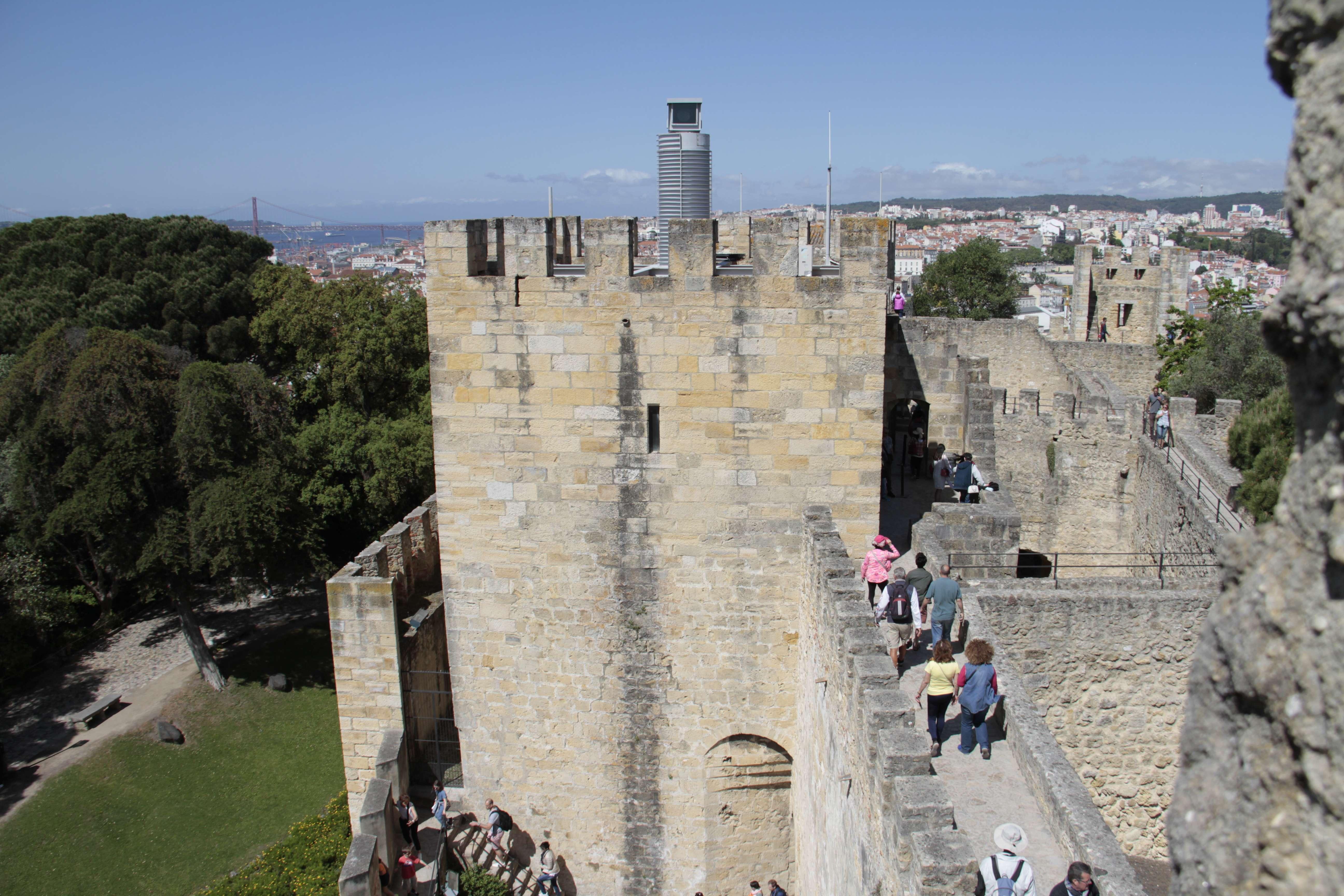 Portugal mai 2018_0226 Lisbonne Alfama chateau Saint Jorge