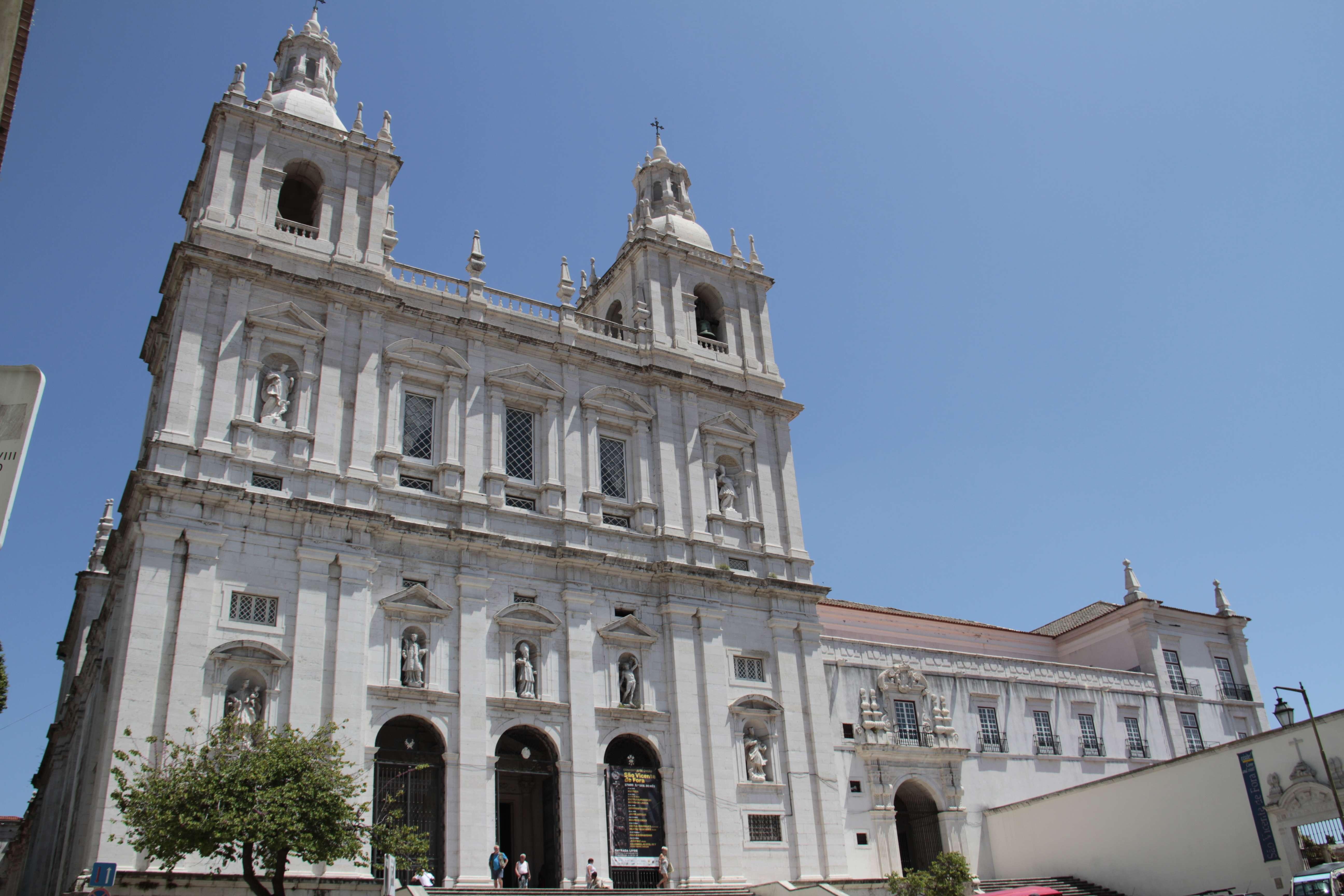 Portugal mai 2018_0233 Lisbonne Alfama Monastere Saint Vincent