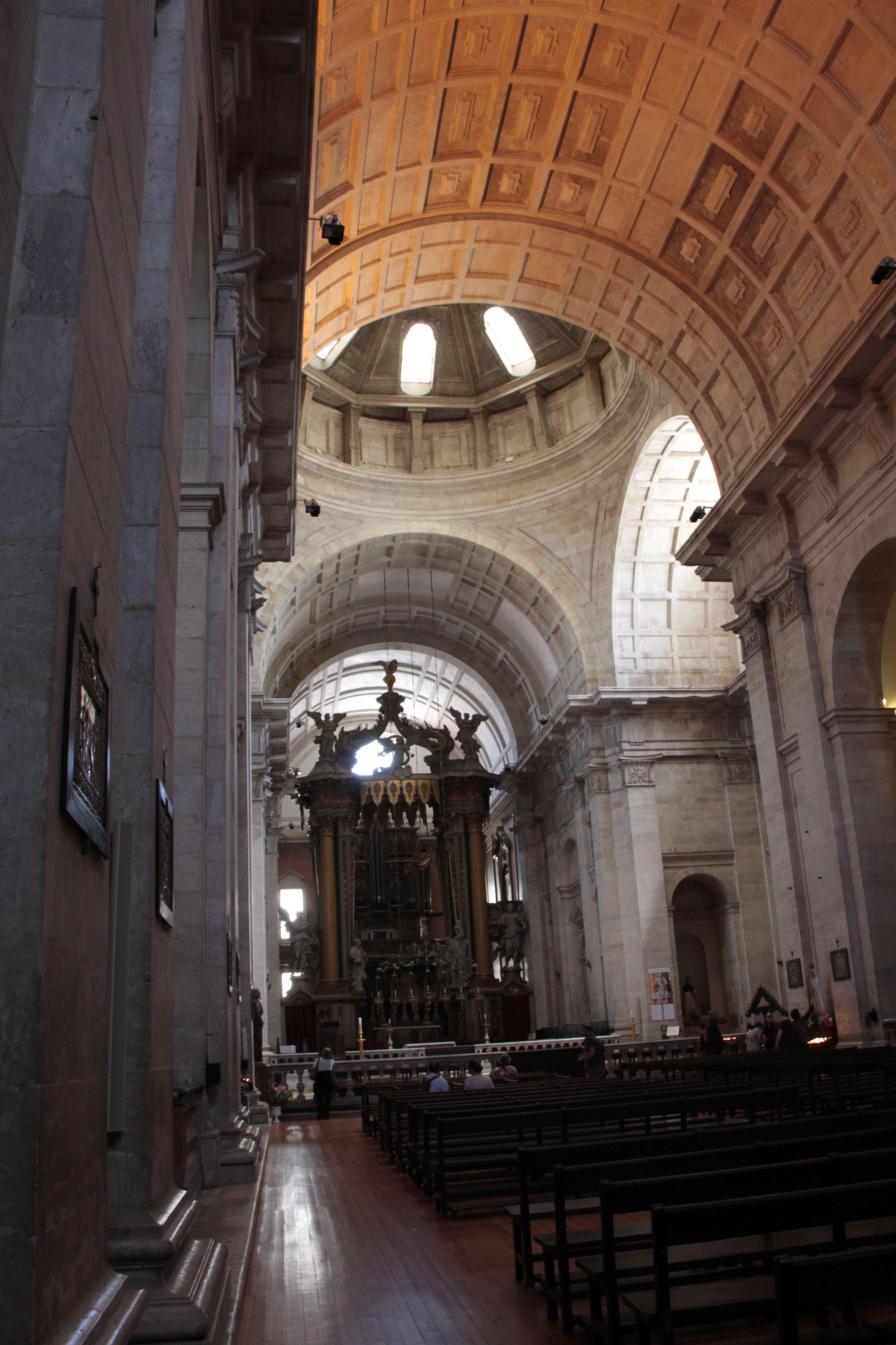 Portugal mai 2018_0234 Lisbonne Alfama Monastere Saint Vincent