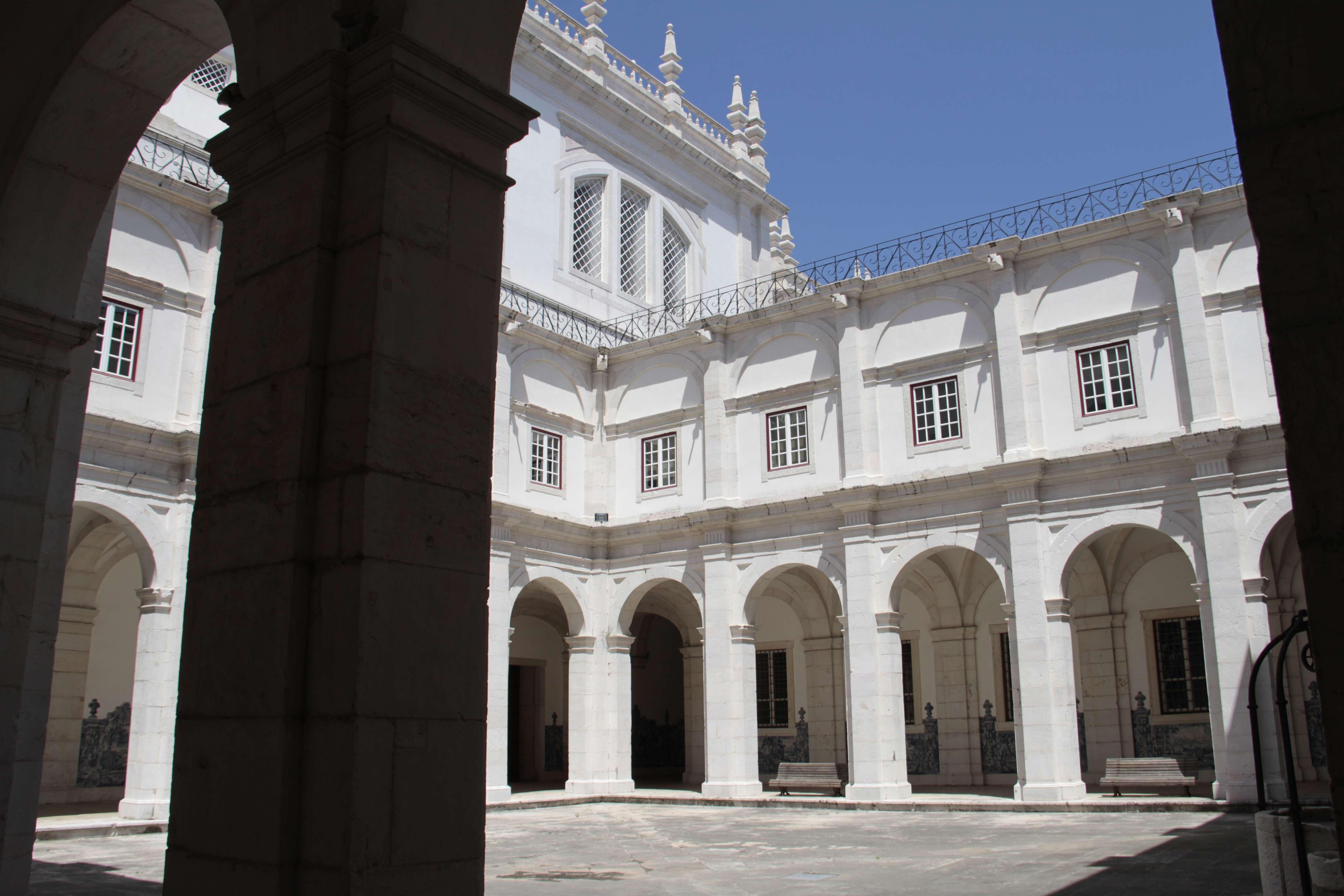 Portugal mai 2018_0238 Lisbonne Alfama Monastere Saint Vincent