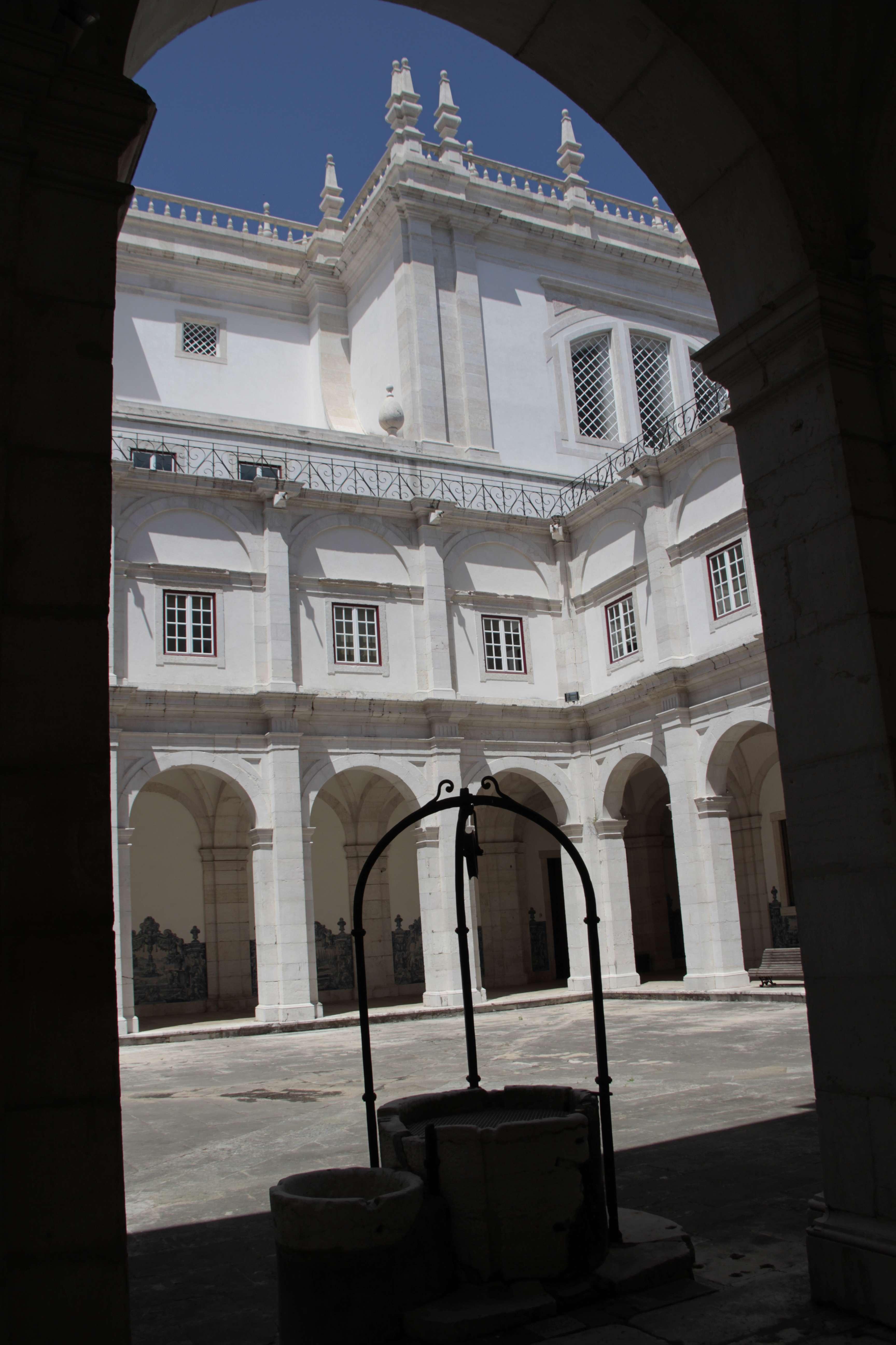 Portugal mai 2018_0239 Lisbonne Alfama Monastere Saint Vincent