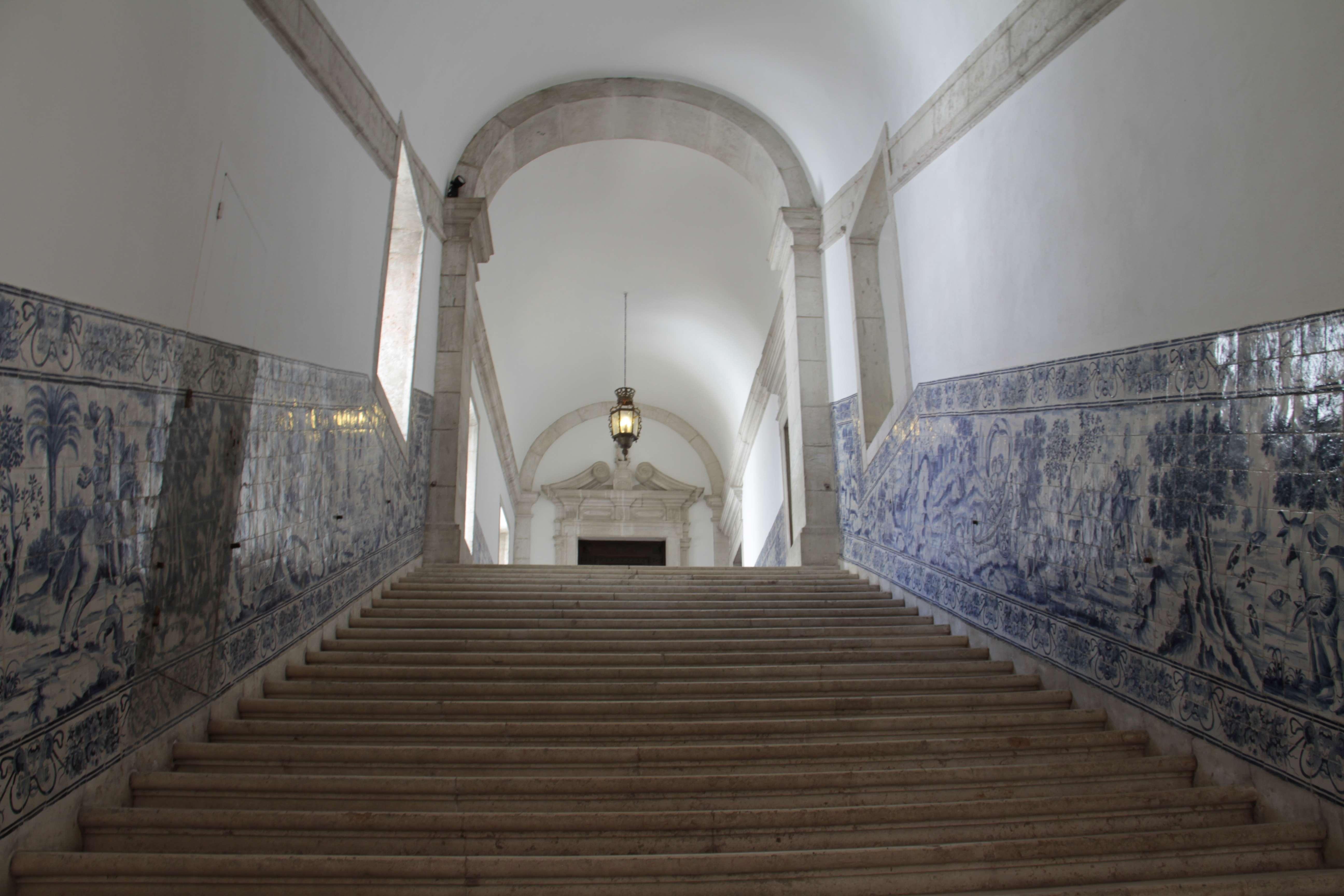 Portugal mai 2018_0242 Lisbonne Alfama Monastere Saint Vincent