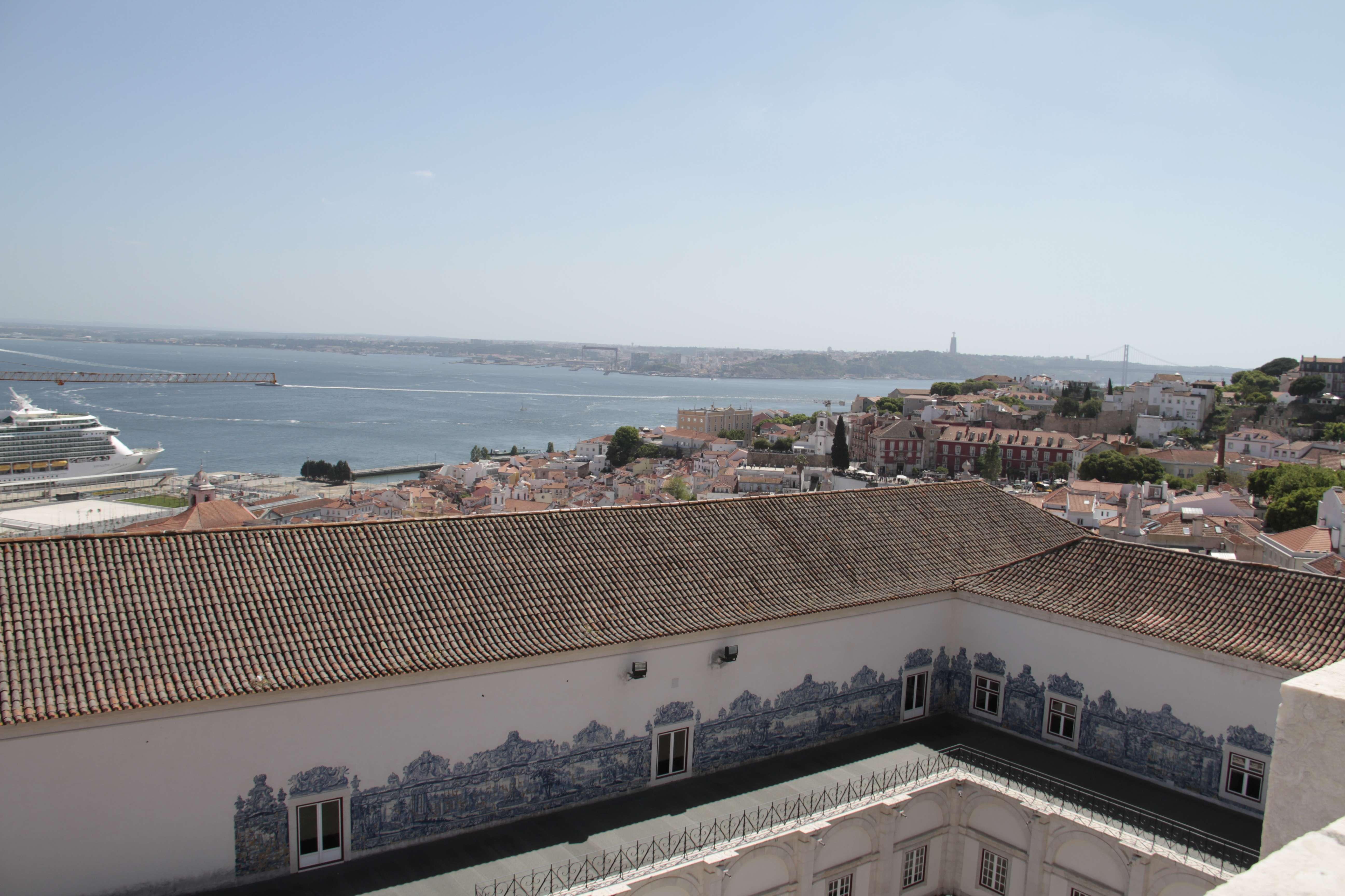 Portugal mai 2018_0257 Lisbonne Alfama Monastere Saint Vincent