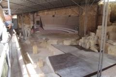 Portugal mai 2018_0214 Lisbonne Alfama ruines du theatre romain