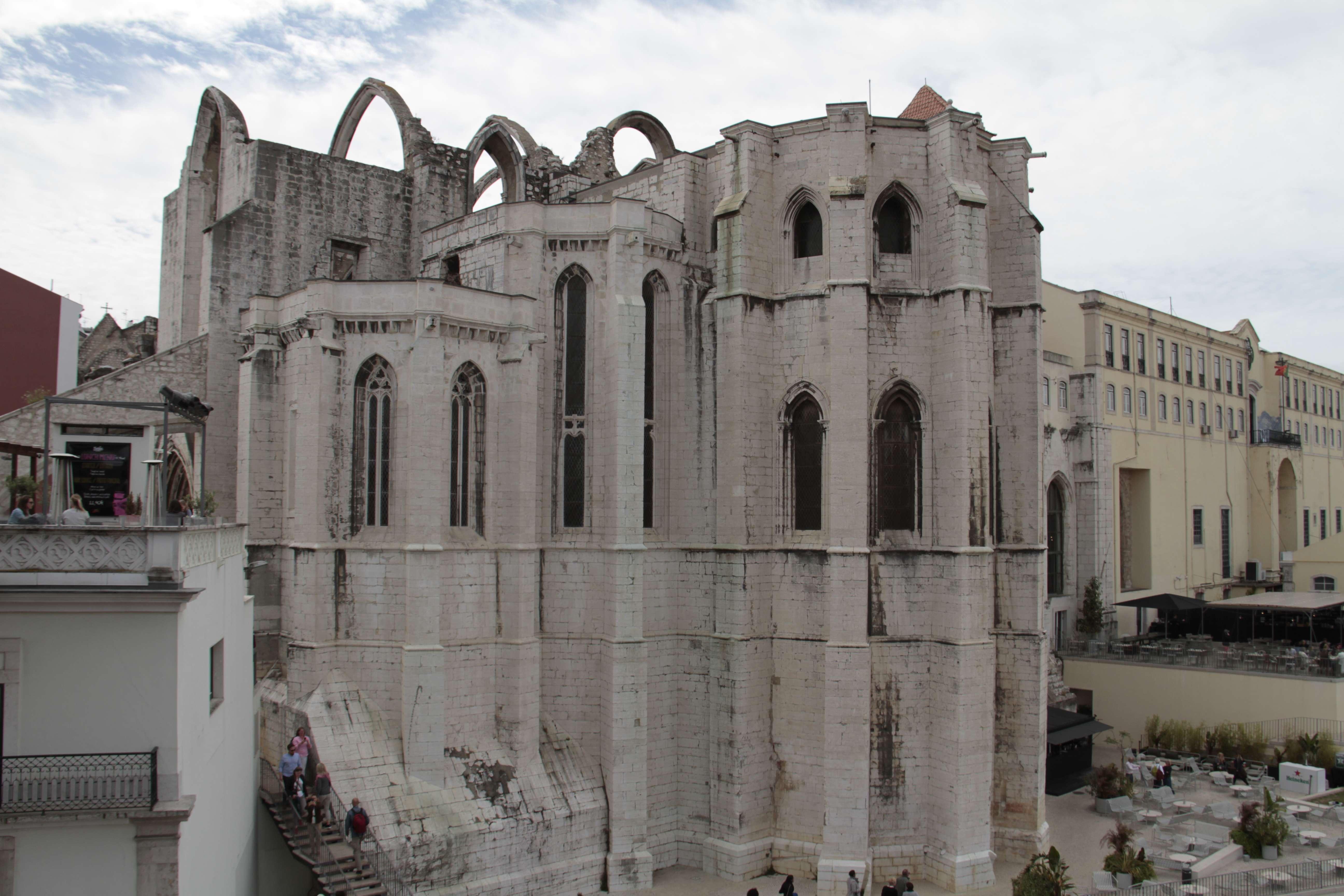 Portugal mai 2018_0171 Lisbonne couvent des Carmes