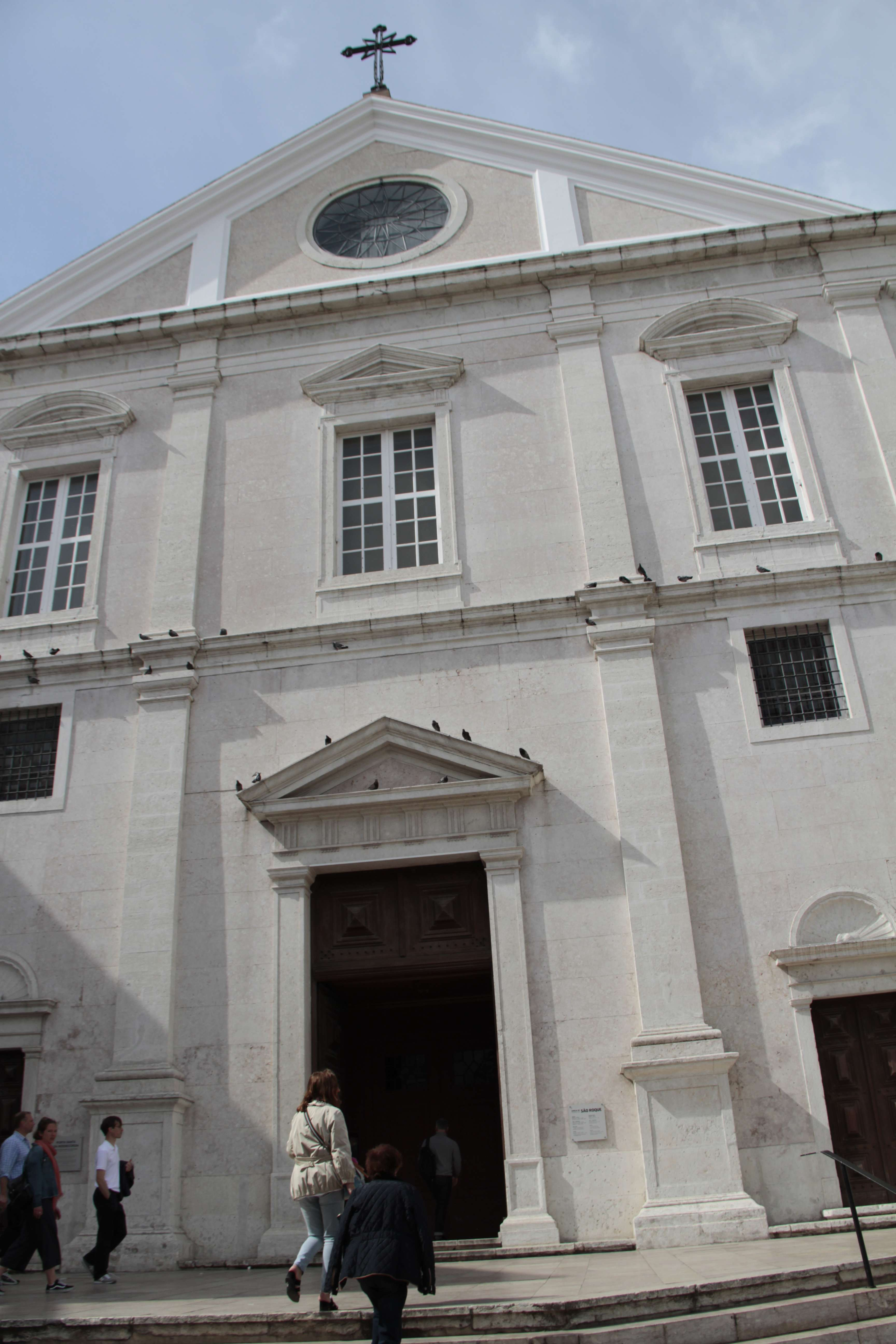 Portugal mai 2018_0181 Lisbonne eglise Saint Roch