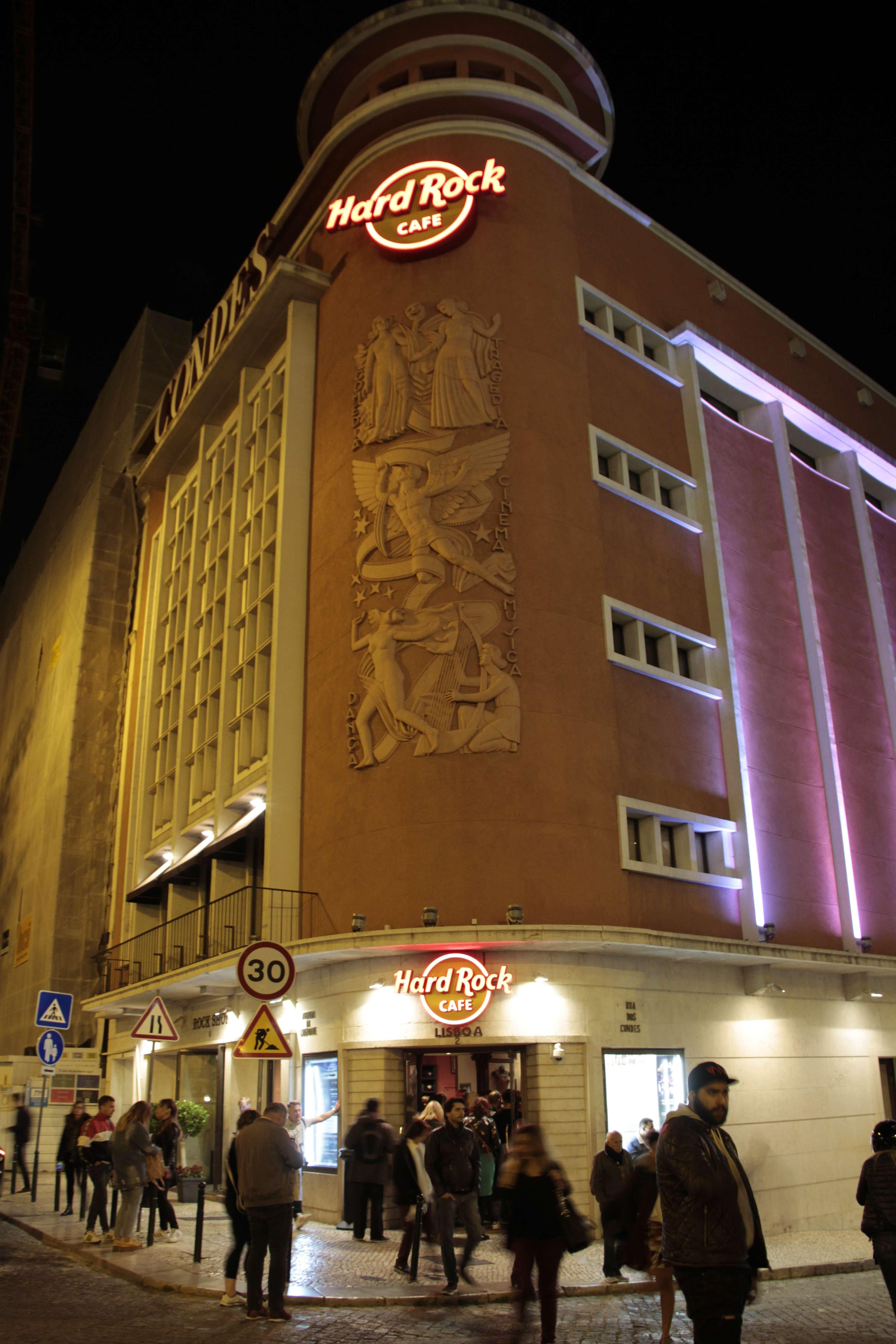 Portugal mai 2018_0205 Lisbonne Baixa Hard Rock Cafe