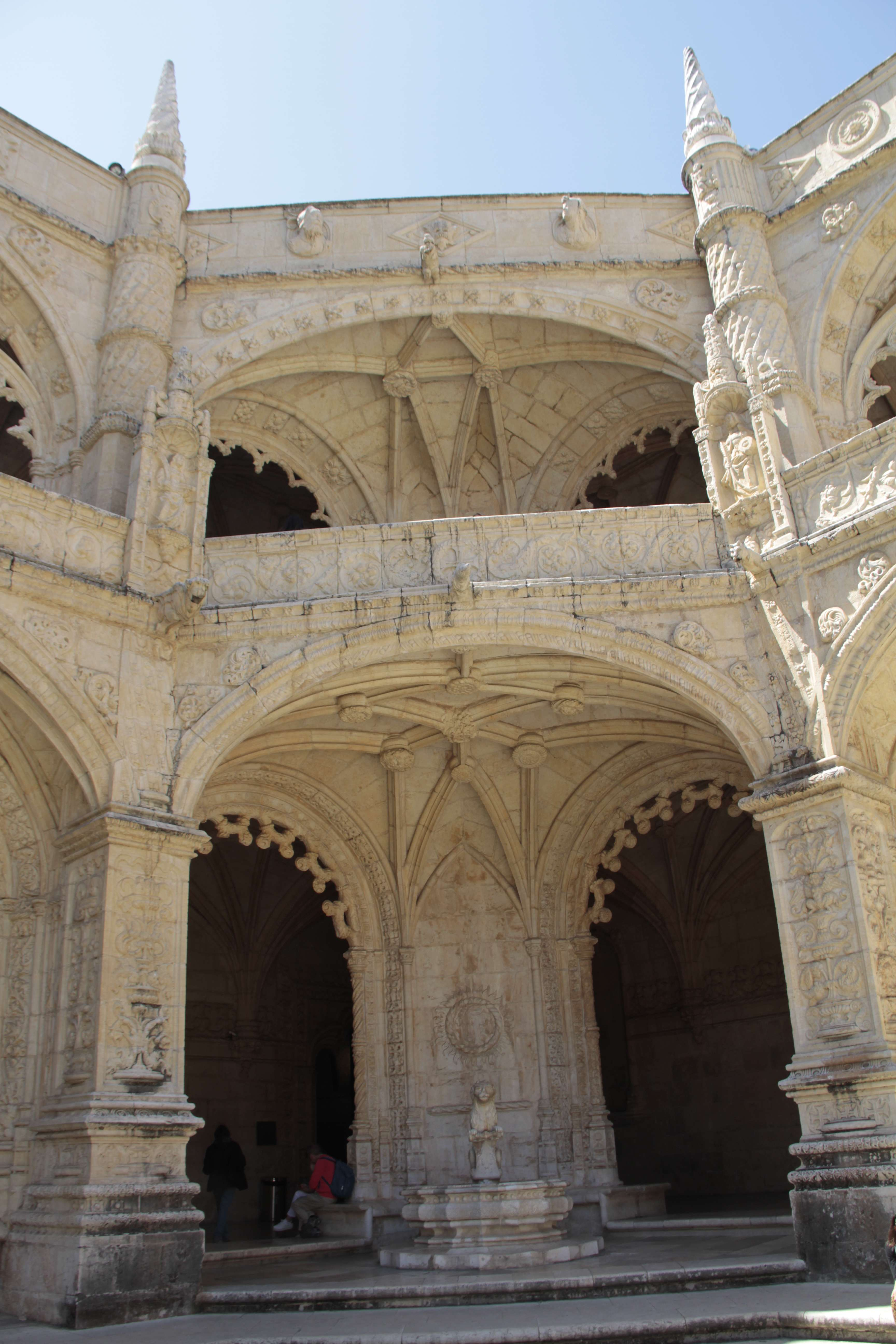 Portugal mai 2018_0331 Lisbonne Belem Monastere des Hieronymites
