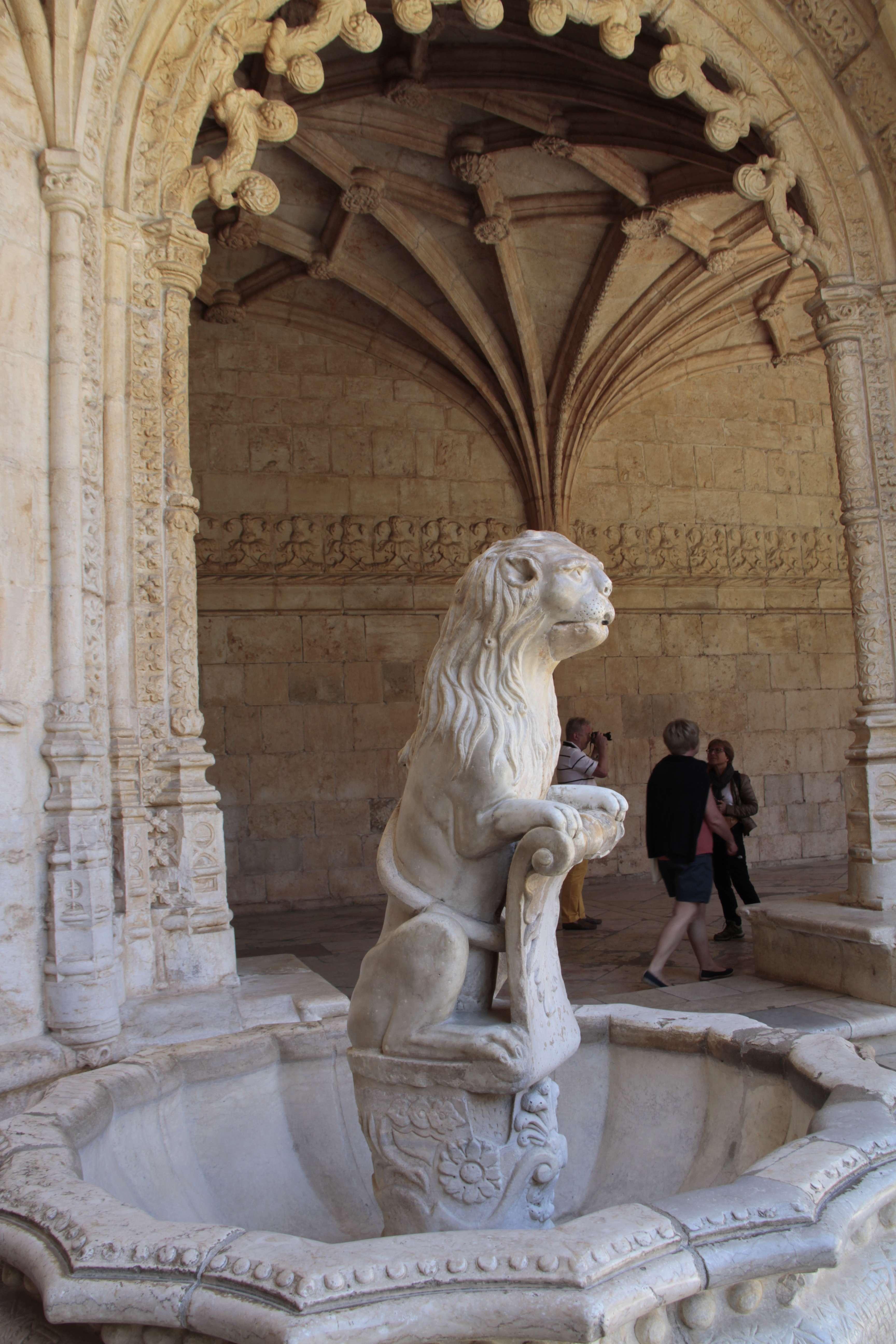 Portugal mai 2018_0332 Lisbonne Belem Monastere des Hieronymites