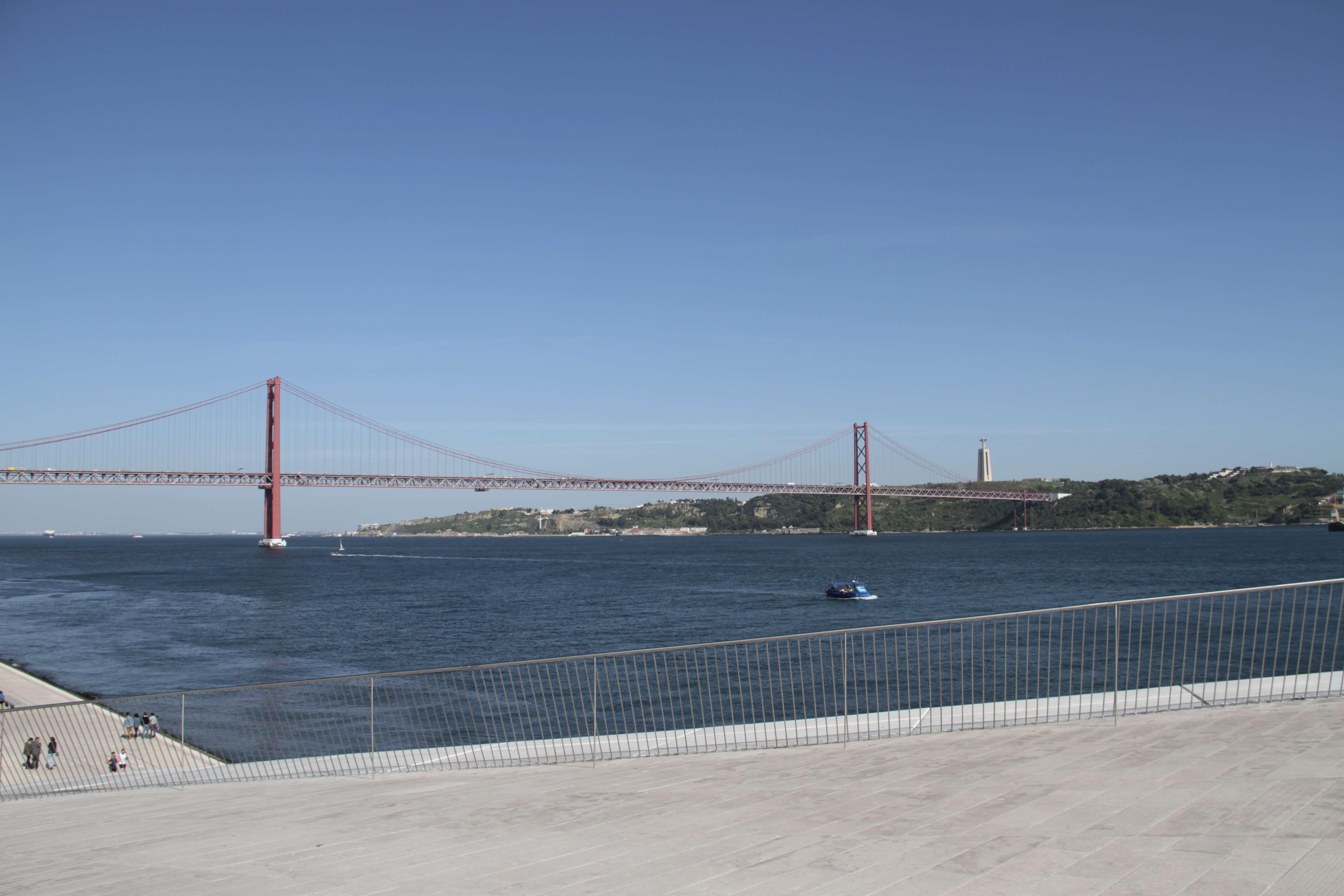 Portugal mai 2018_0357 Lisbonne Belem Pont du 25 avril