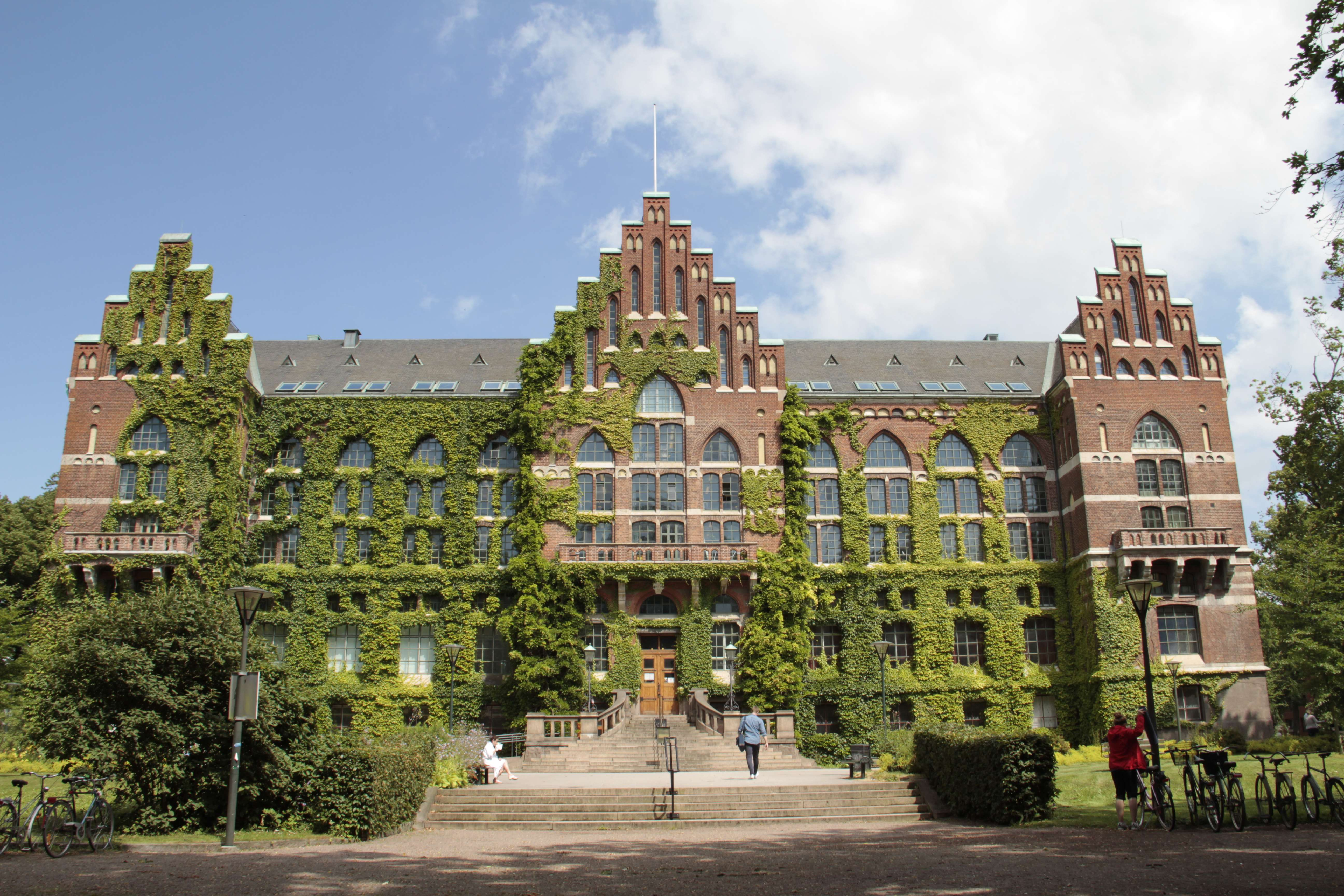 Suede_0612 Lund bibliothèque de l'université