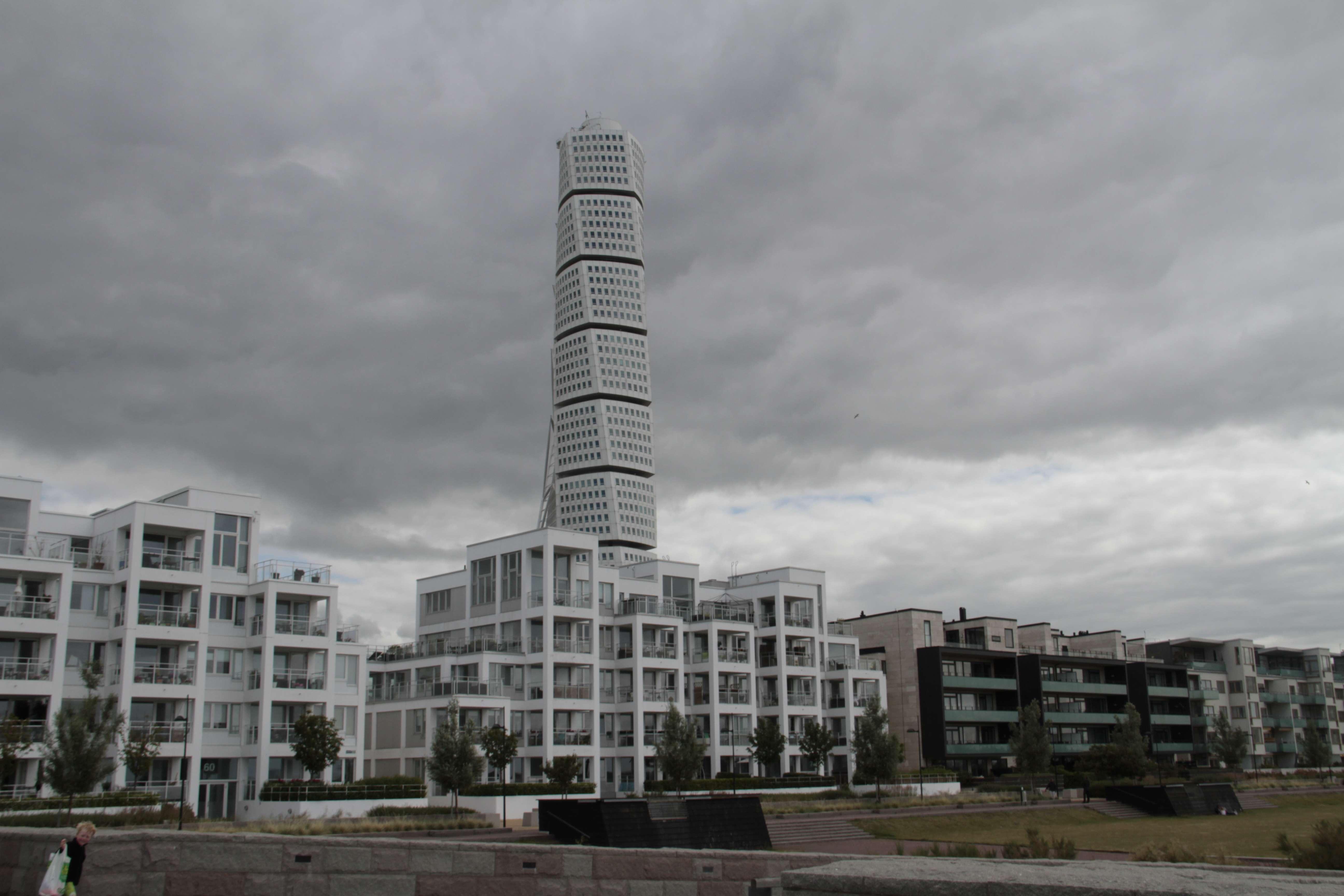 Suede_0538 Malmo Vastra Hamnen etTurning Torso