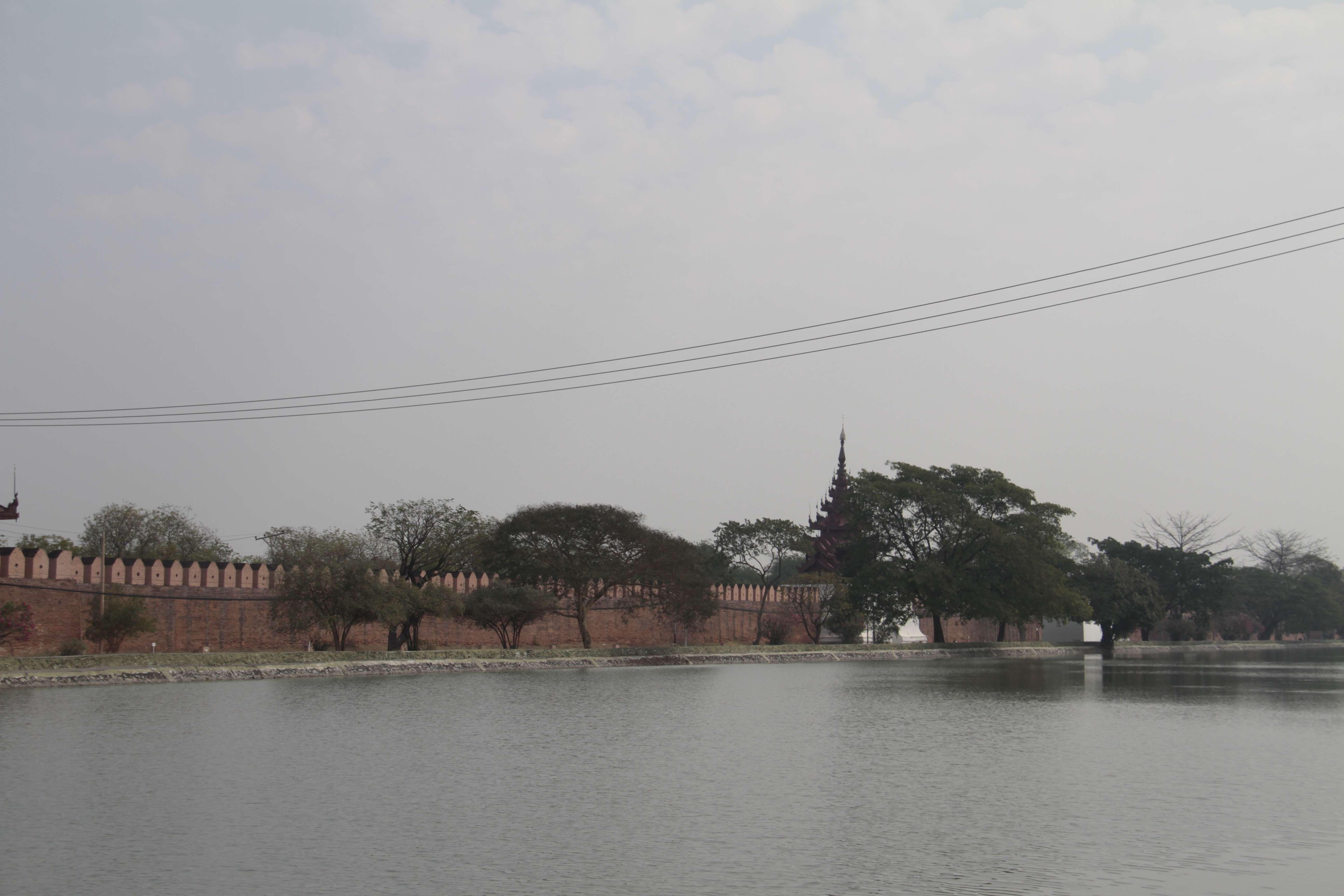 Myanmar fevrier 2019_0855 Mandalay cite imperiale
